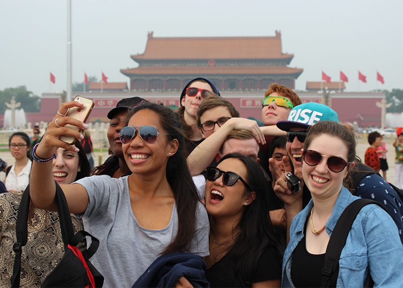 CHINA - With a growing industrial sector, a Business Studies trip to China offers the opportunity to gain insights into a global market-leading nation.