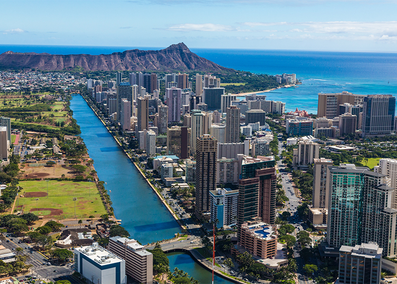 HAWAII - Tour with your rugby and soccer teams to beautiful Hawaii, and if you've got a cheerleading squad at school then why not invite them along as well! With white sandy beaches, stunning landscapes and shopping to write home about, your itinerary will be packed full of action.