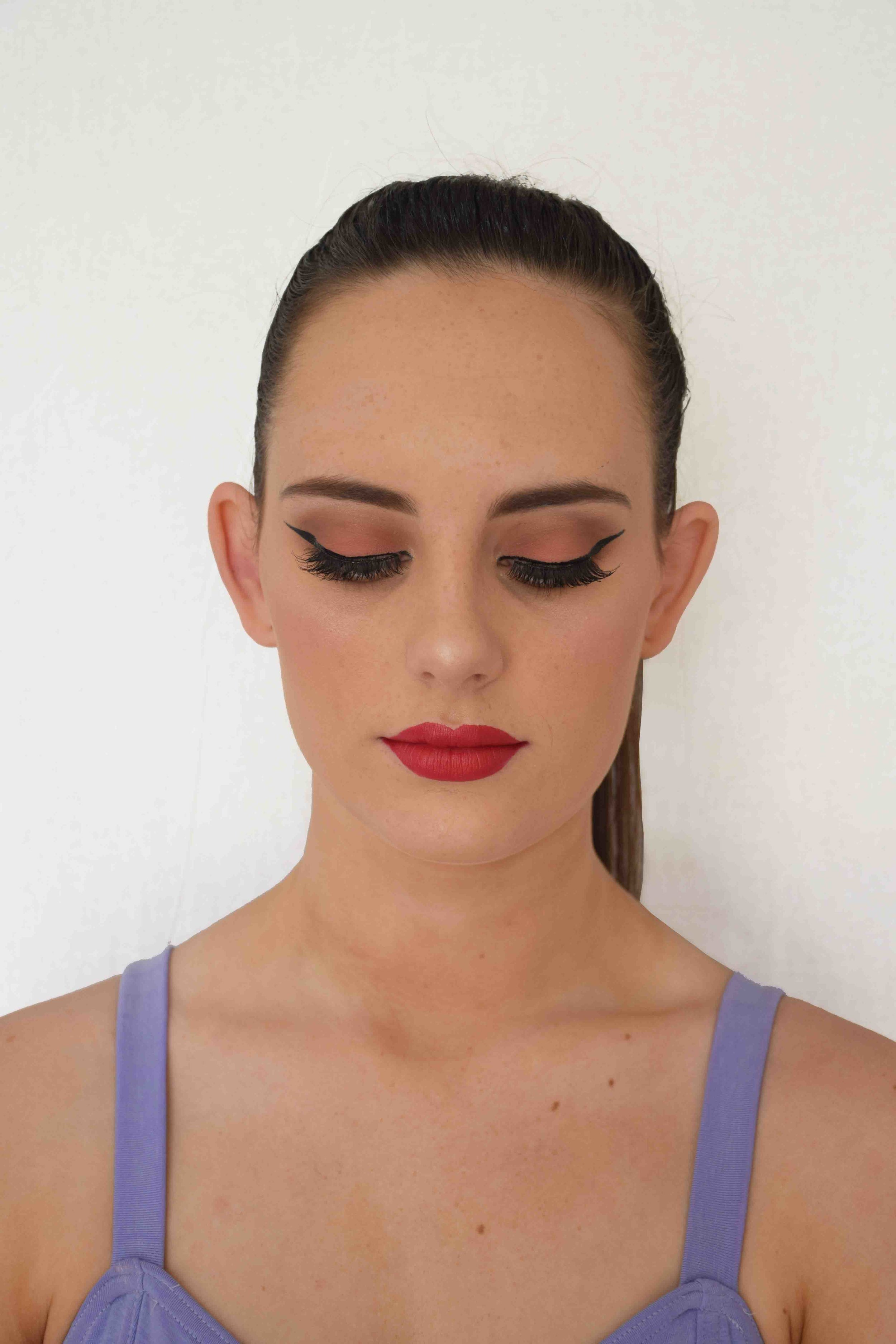 Stage Makeup Kristen S Dance Studio