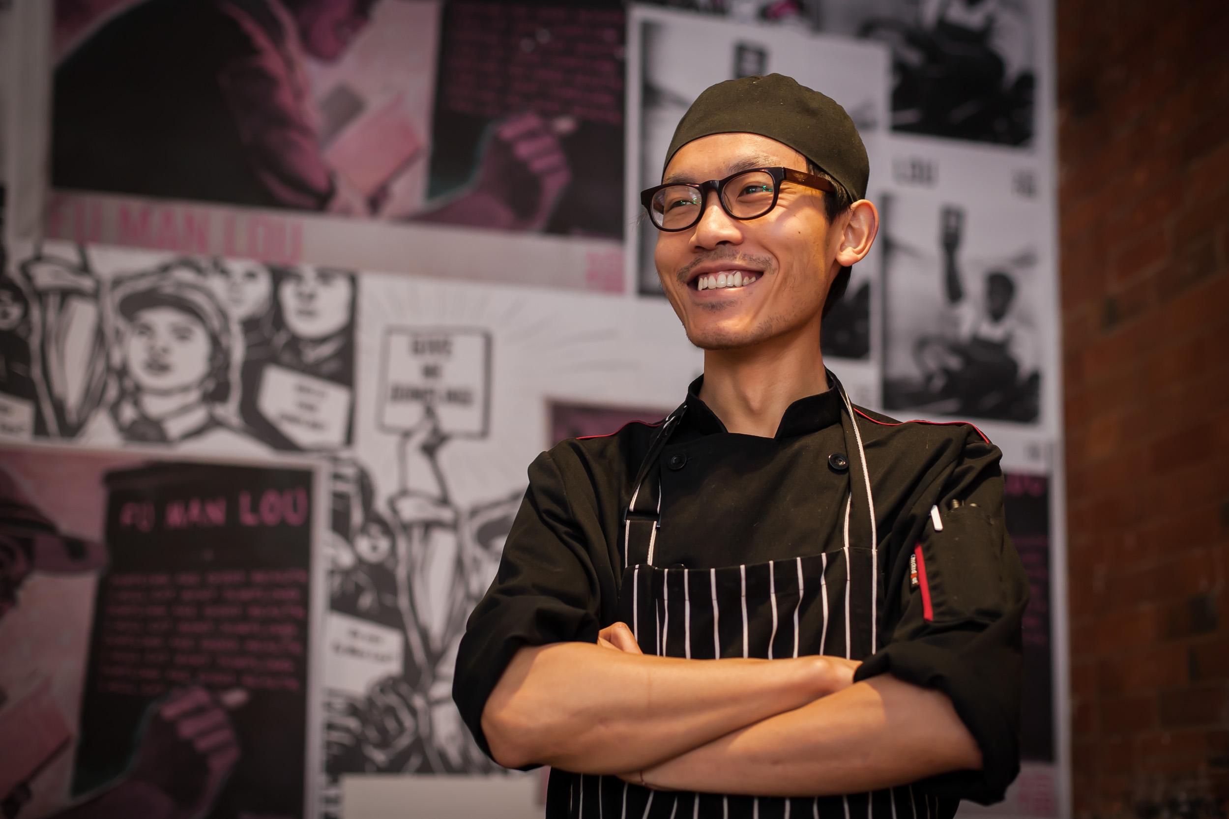 Client: Fu Man Lou Dumpling Bar