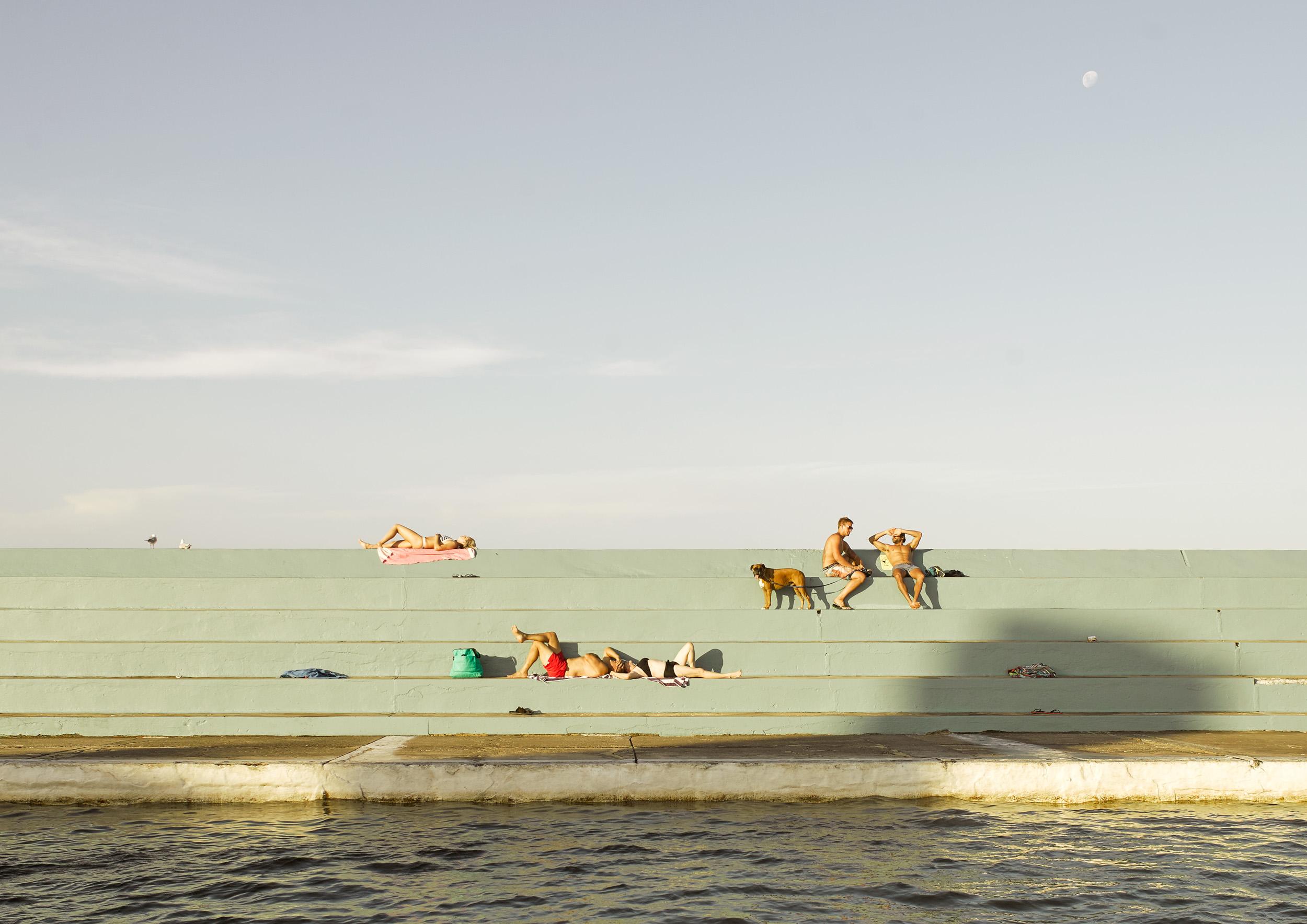 Newcastle Ocean Baths 02
