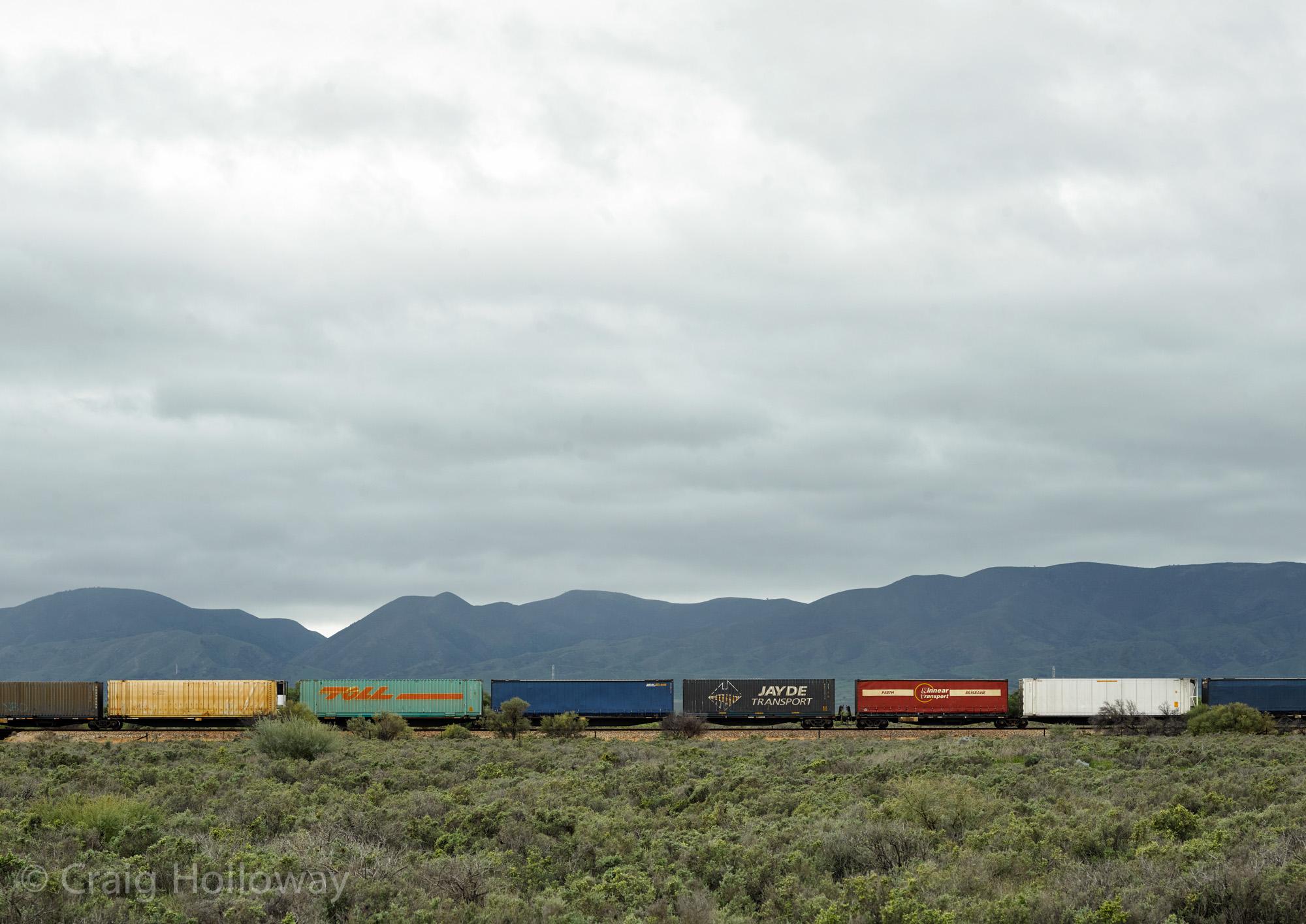 Train at Flinders