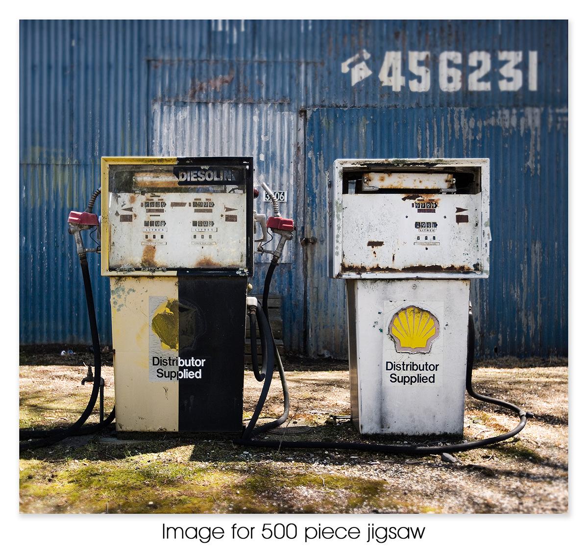 Petrol Bowsers, Smeaton