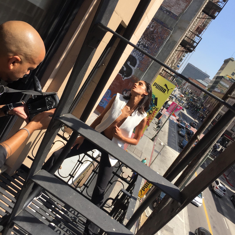 Anndrea Nelson in L.A
