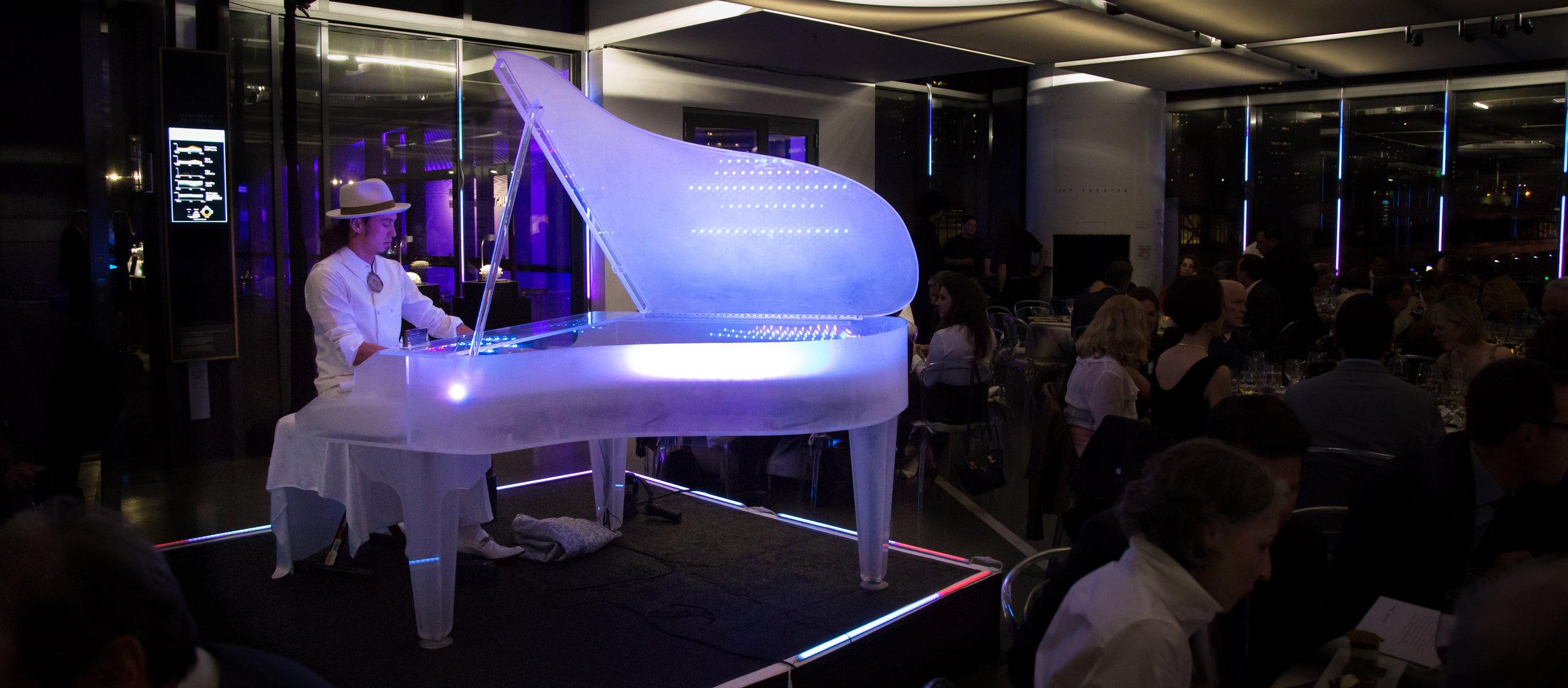 LED Piano