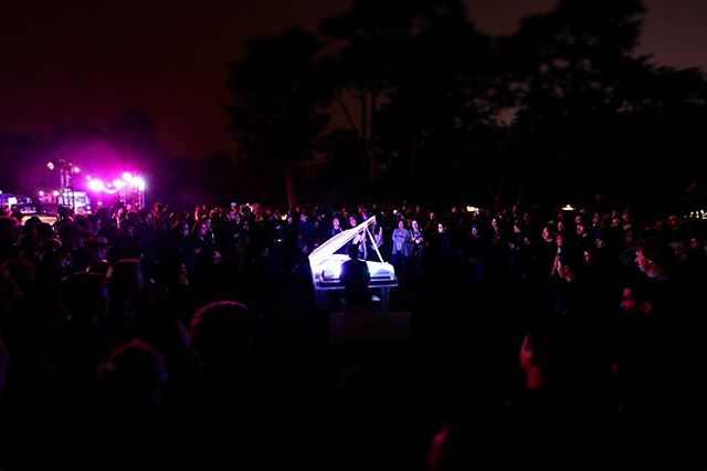 What an absolutely BEAUTIFUL weekend NightGardens was at @sfbotanicalgarden  Thank you everyone who came out to support and played! Video of the Saturday evening performance coming soon!  Can't wait till next year!