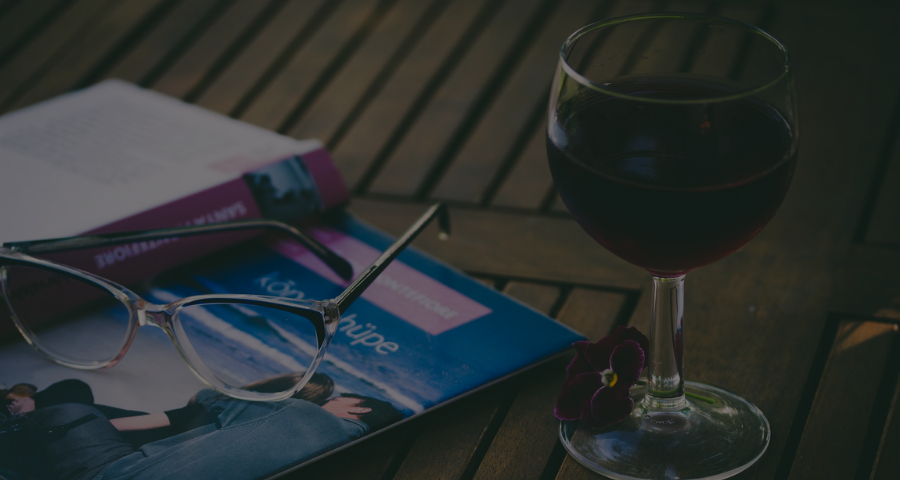 Wine & Book Club -