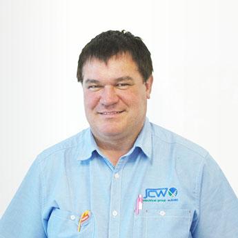 TONY PEECH  Service Manager