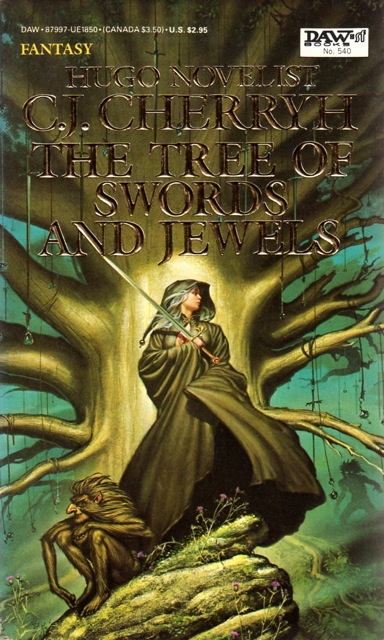 C.J. Cherryh - The Tree of Swords and Jewels.jpg