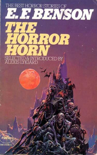 E.F. Benson - The Horror Horn.jpg