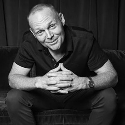 """Bill Burr - """"Dave is the best! I learned more in the first month than I learned in the 20 years prior. If he can make a comic sound good imagine what he could do for someone with actual musical ability. """""""