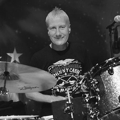 """Gregg Bissonette - Ringo Starr/DLR""""Dave is one of my favorite drummers to listen to, he has it all going on in every style. Luckily for me, he said that he loved to teach (as I do) and that he would be happy to take me on as a student. He is incredible at breaking things down and telling me exactly how he does them. I love practicing the things he shows me. He's an incredible musician. I'm really looking forward to my next lesson when I get back home from this awesome Ringo Starr and his All-Starr Band tour in 5 weeks.Thanks for being a big drumming inspiration Dave!"""