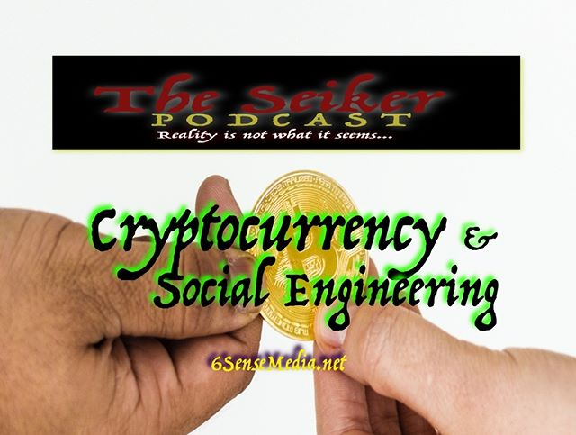 CryptoCurrency & Social Engineering. 👮💂👀👪💭 This is an important show as members of the CryptoCurrency remote viewing team share some of their data and analysis into the engineering efforts being used against us. What's happening undermines free will, yet we willingly interact with this technology as we work for LIKES and other social credits. Pay close attention to this show, and to the upcoming future... - *|URL|*-