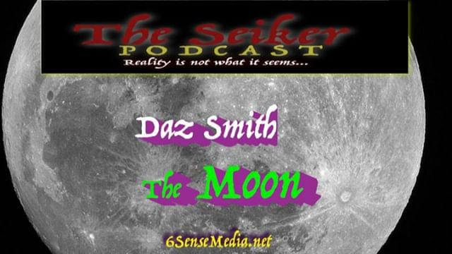 Daz Smith is a remote viewer, a pioneer, and an explorer. In this podcast, Daz shares some of his experiences and data from being tasked blindly to remote view the moon on 3 occasions. The data Daz and others have reported back consistently completely changes our history - and lets us know that WE ARE NOT ALONE… #psychic #remoteviewing #secretspaceprogram #UFO