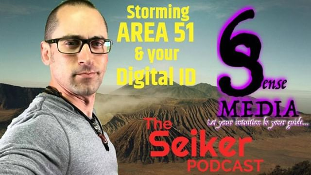 Storming #Area51 & Your Digital Identity #UFO #Disclosure 👽👀