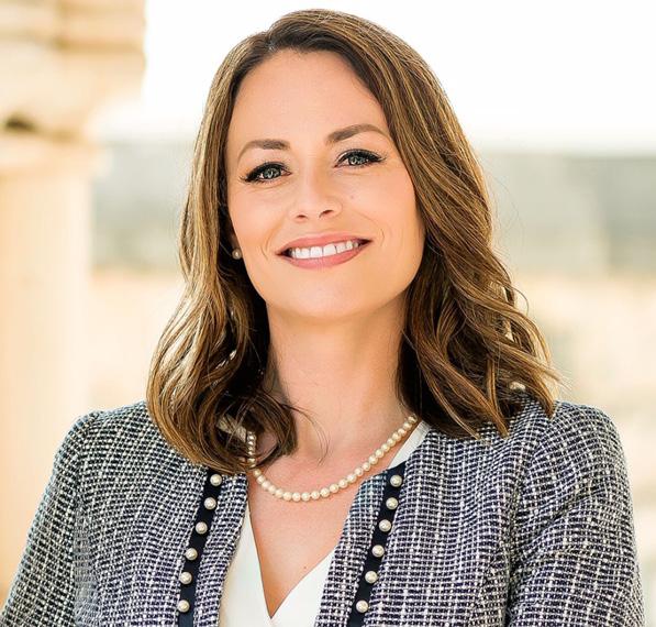 Sara Jane Cantwell Parliamentarian