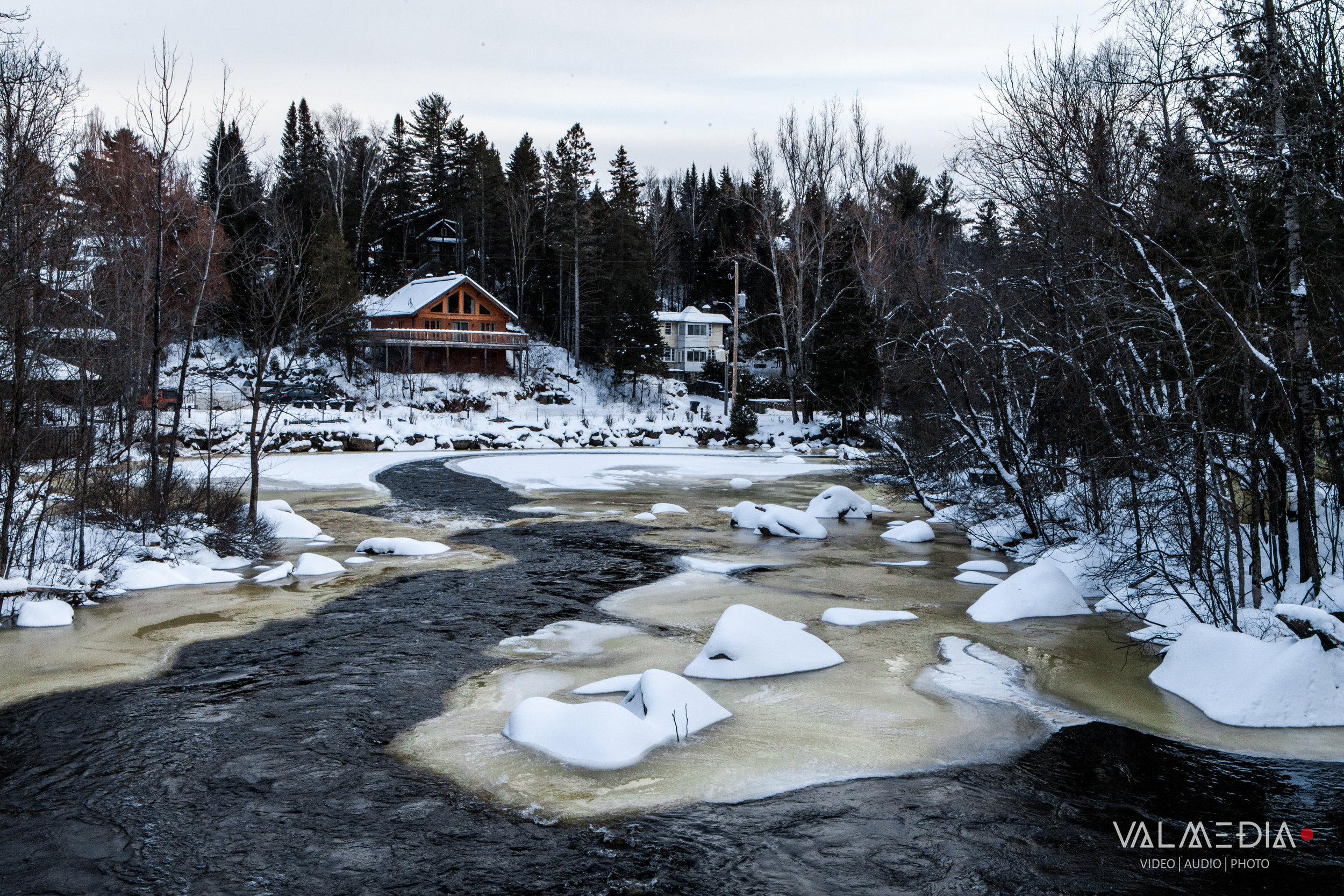 Rivière du Nord - Val-David