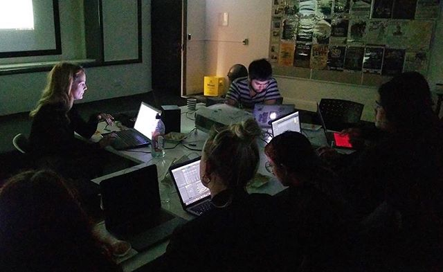 Thx to all who joined Ableton club at @phoenix_youth this week! We're on school holidays  from Phoenix Youth for the next two weeks - Thursday sessions are back on July 18. See u then! #ableton #abletonlive10 #beatmaking #musicproduction #footscray