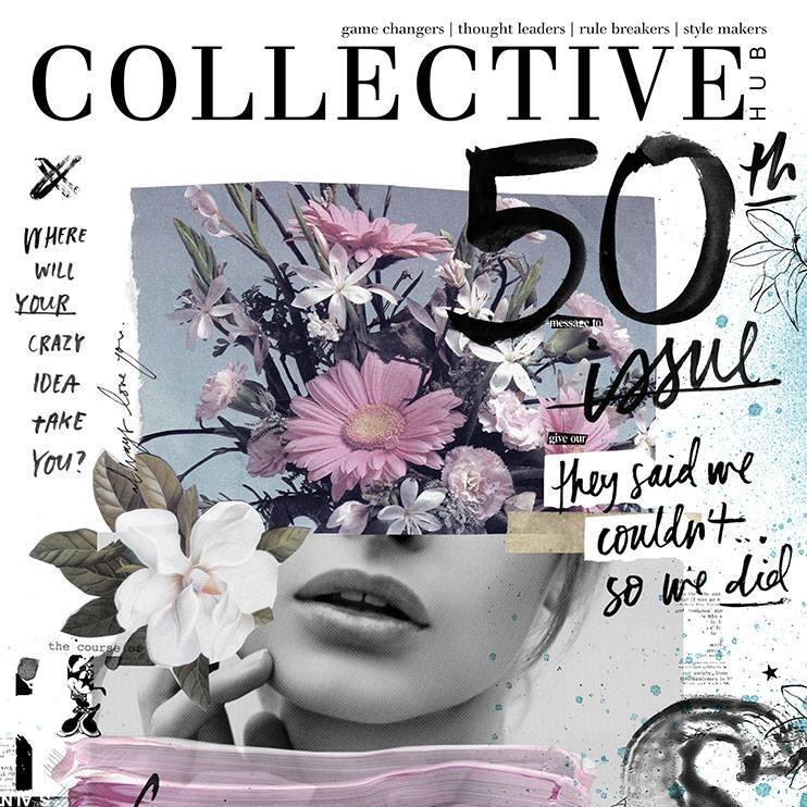 - As seen in Collective Hub Start Up's to Watch Issue