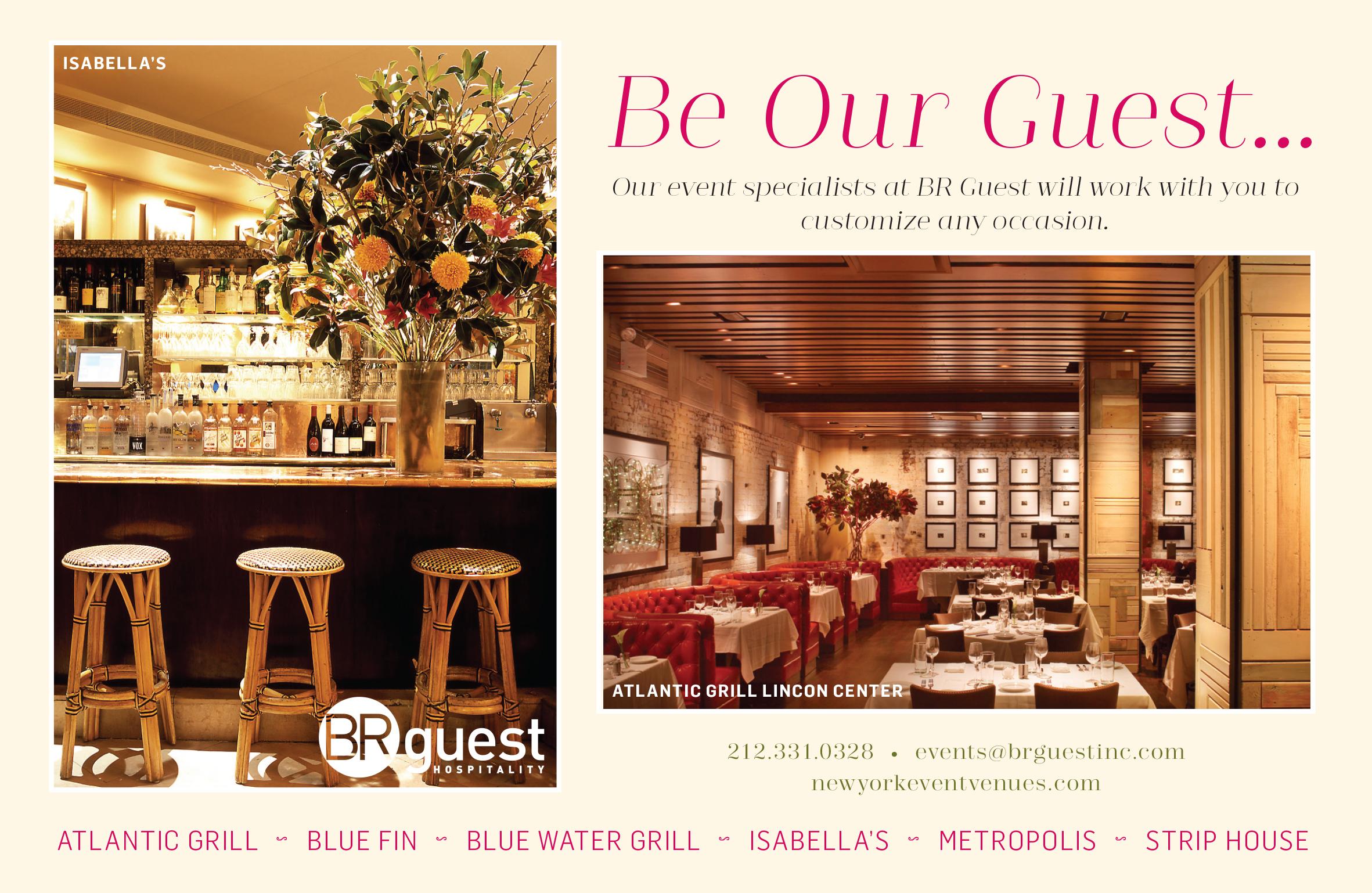 NY Magazine Weddings, BR Guest, Print