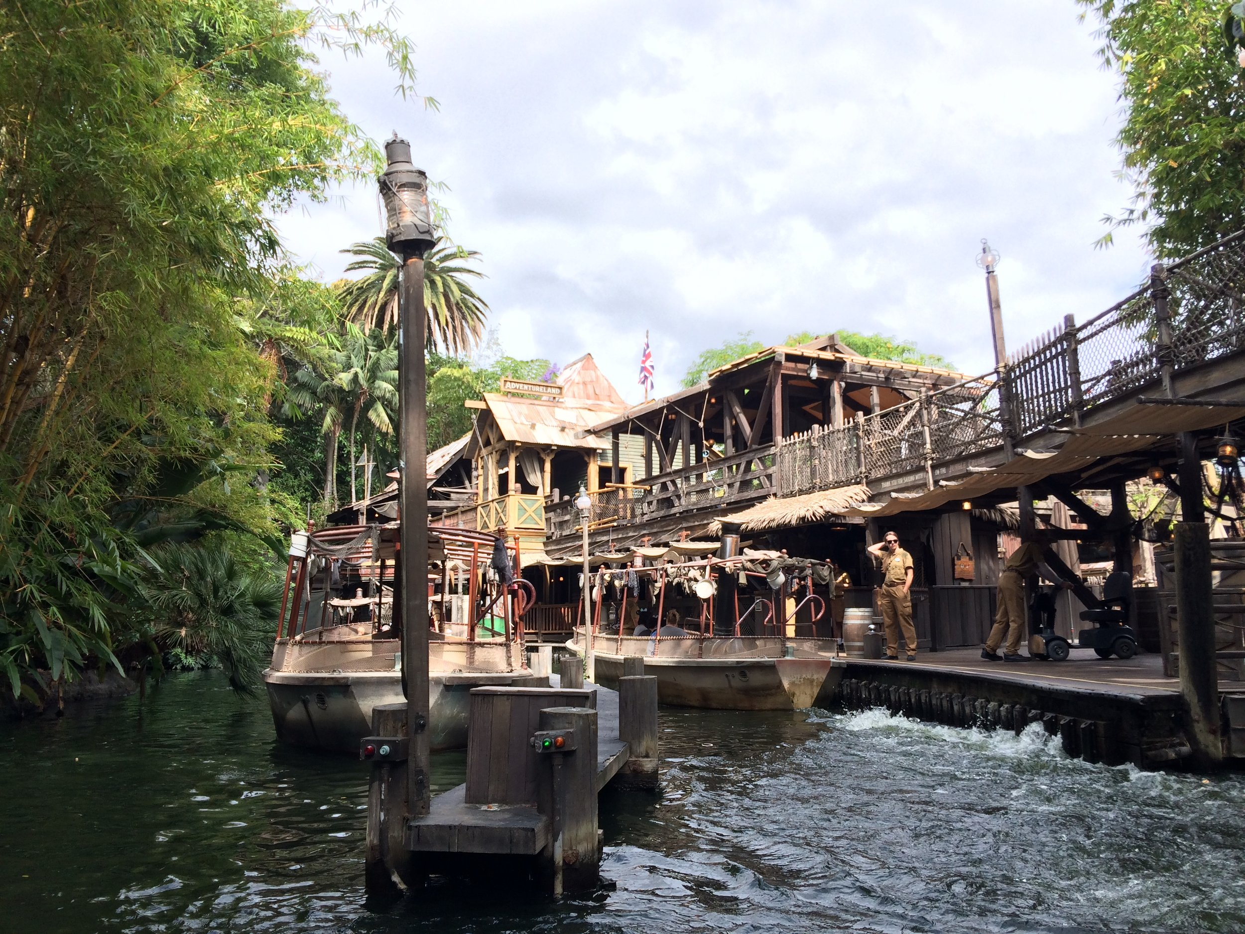 jungle cruise exit
