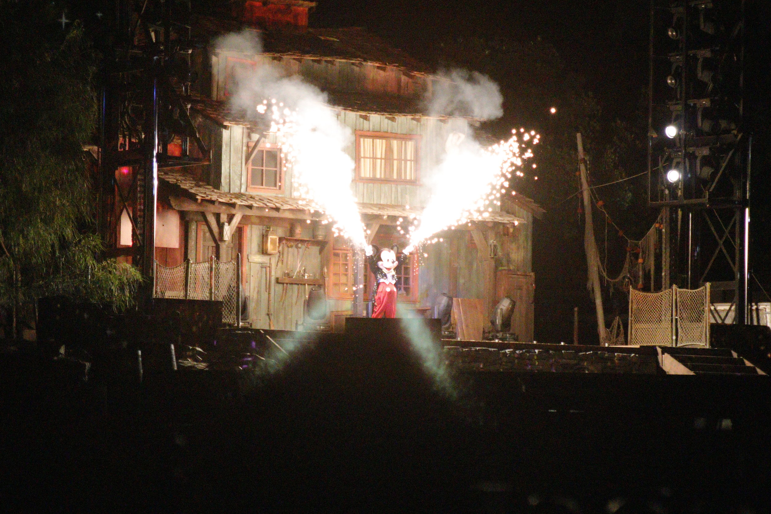 fantasmic mickey mouse