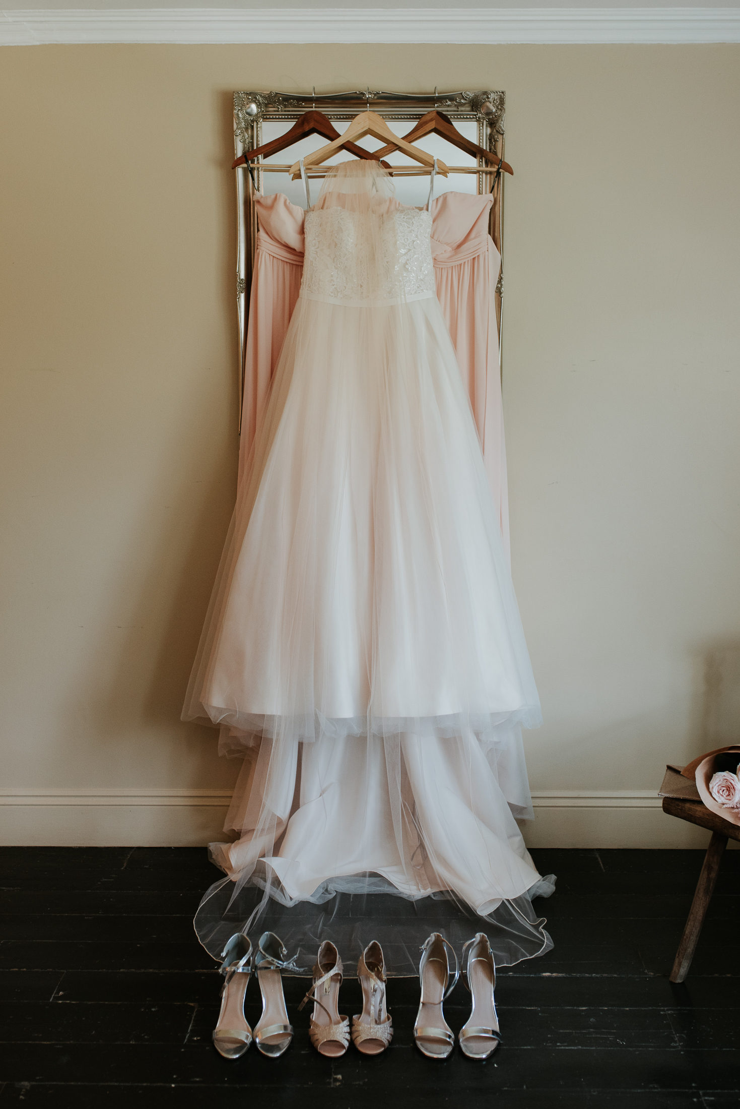 wedding dress Olde Bell Hurley