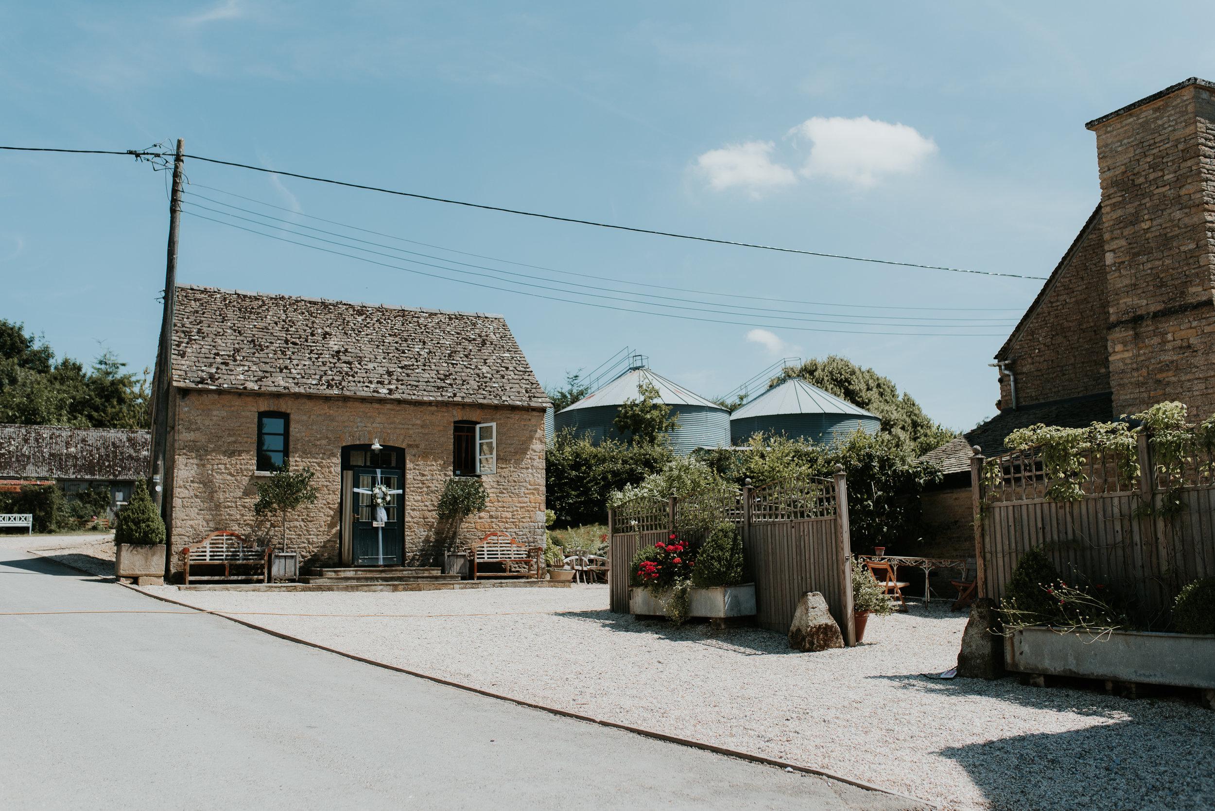 Merriscourt Pump House Oxfordshire