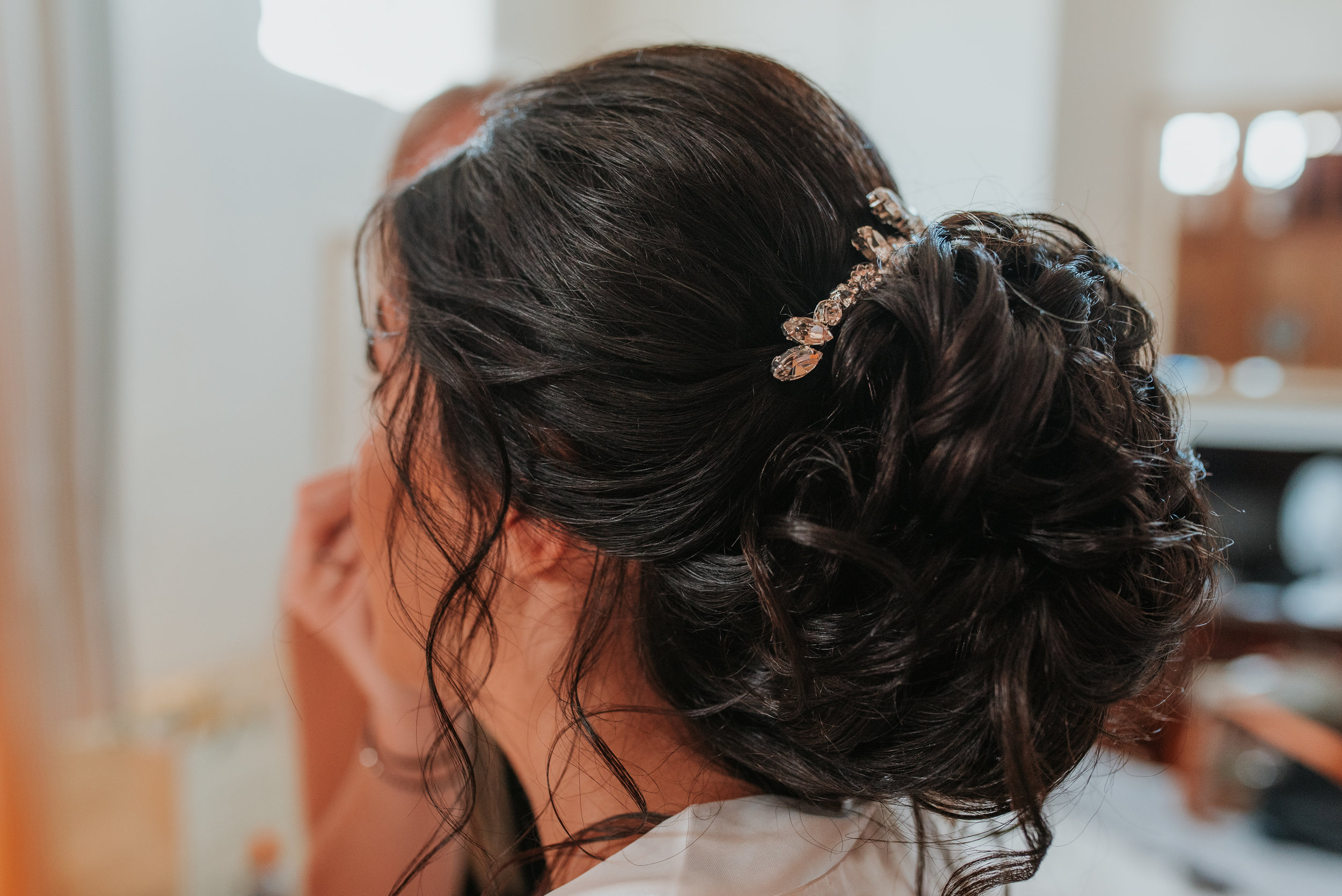 Bridal Hair Design Oxfordshire