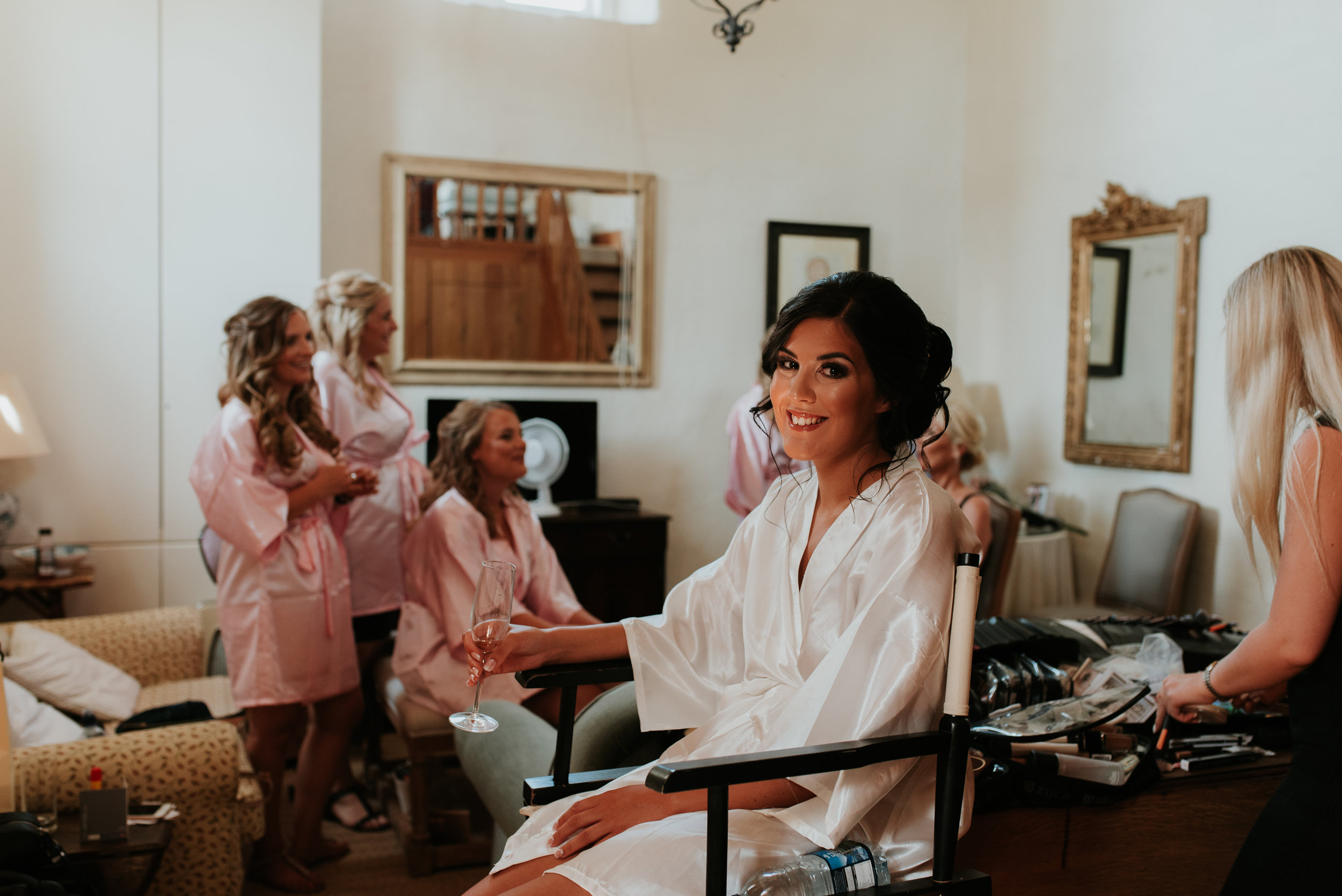 Bridal make up Oxfordshire