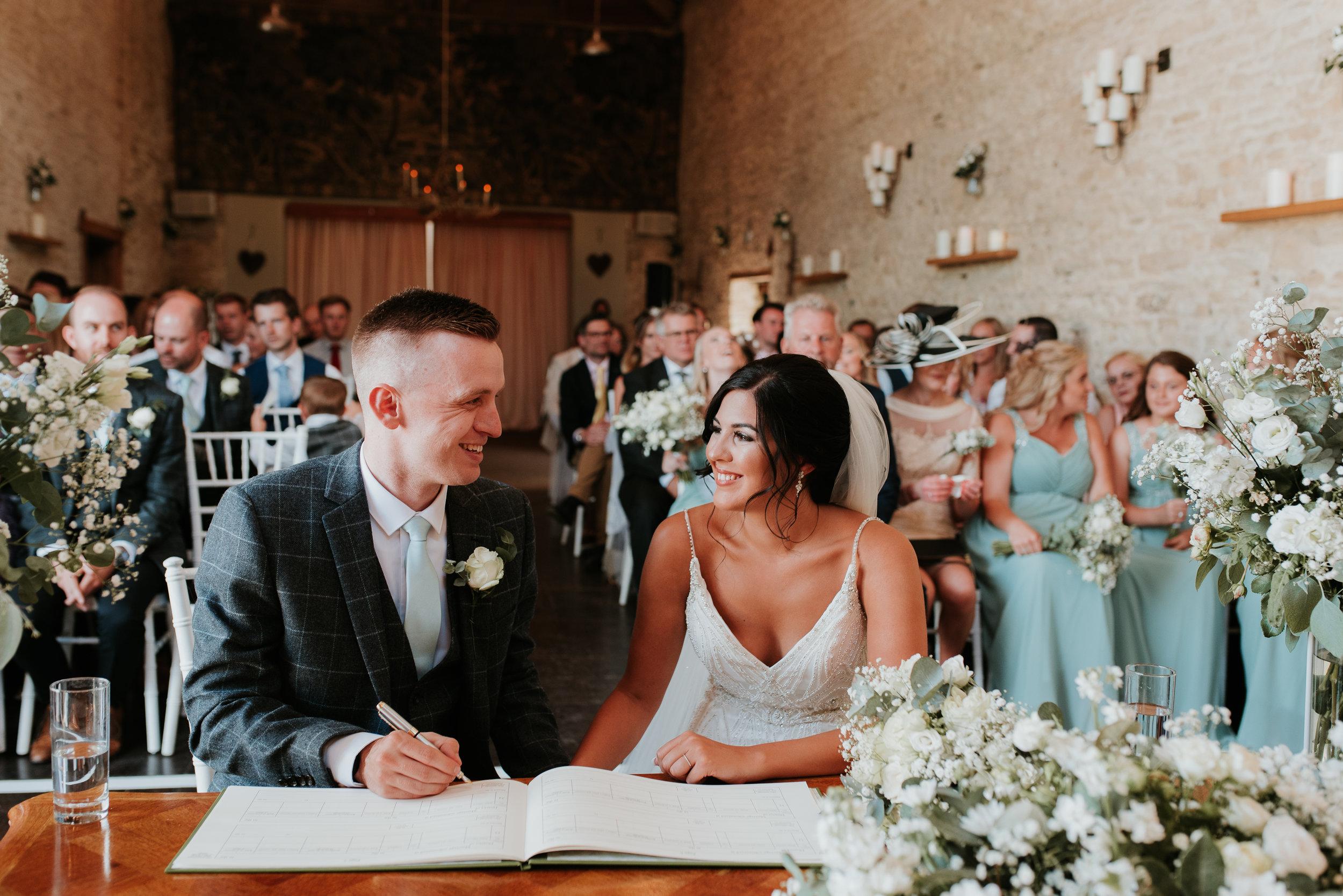 Cotwsold wedding venue