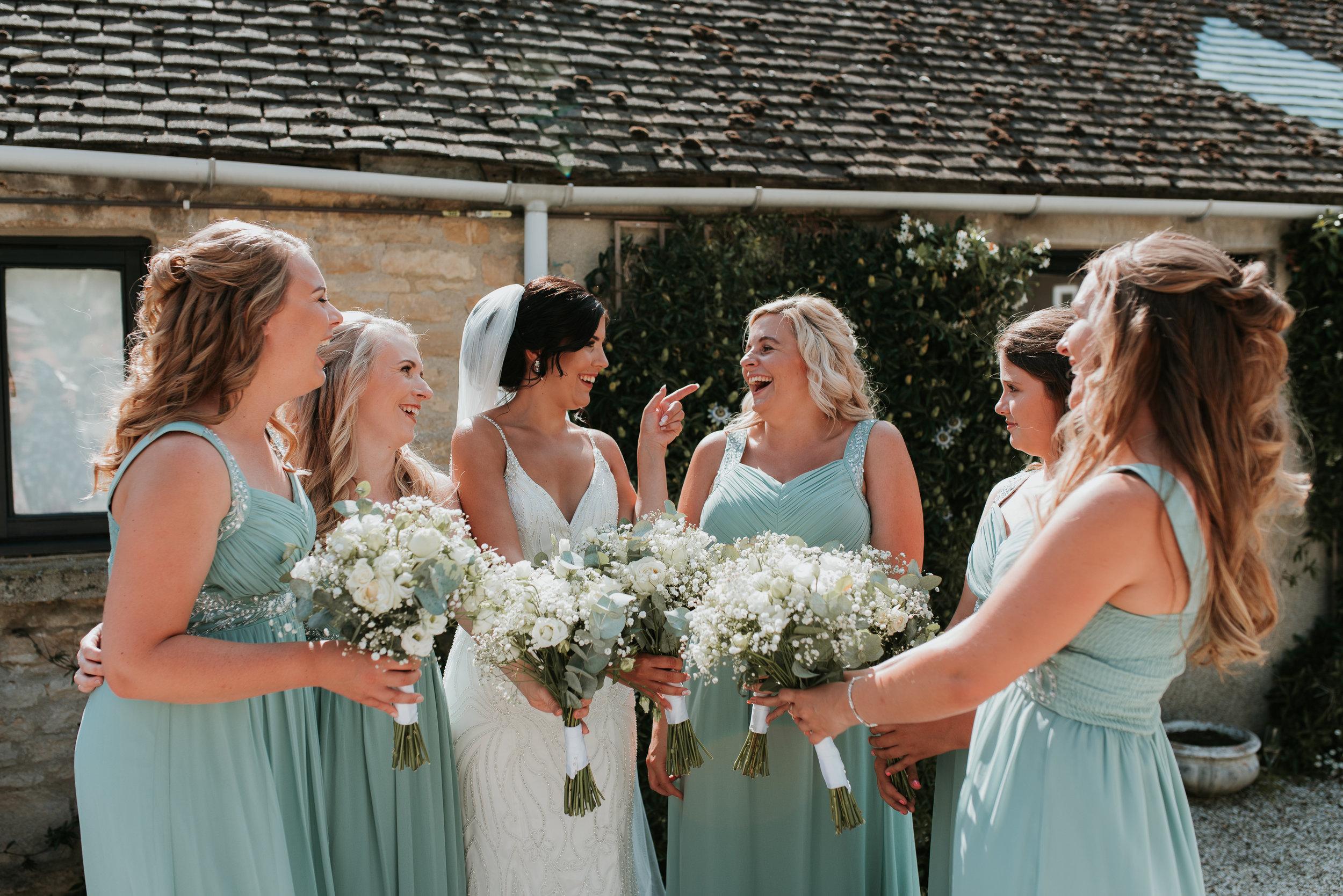 relaxed wedding photographer Oxfordshire