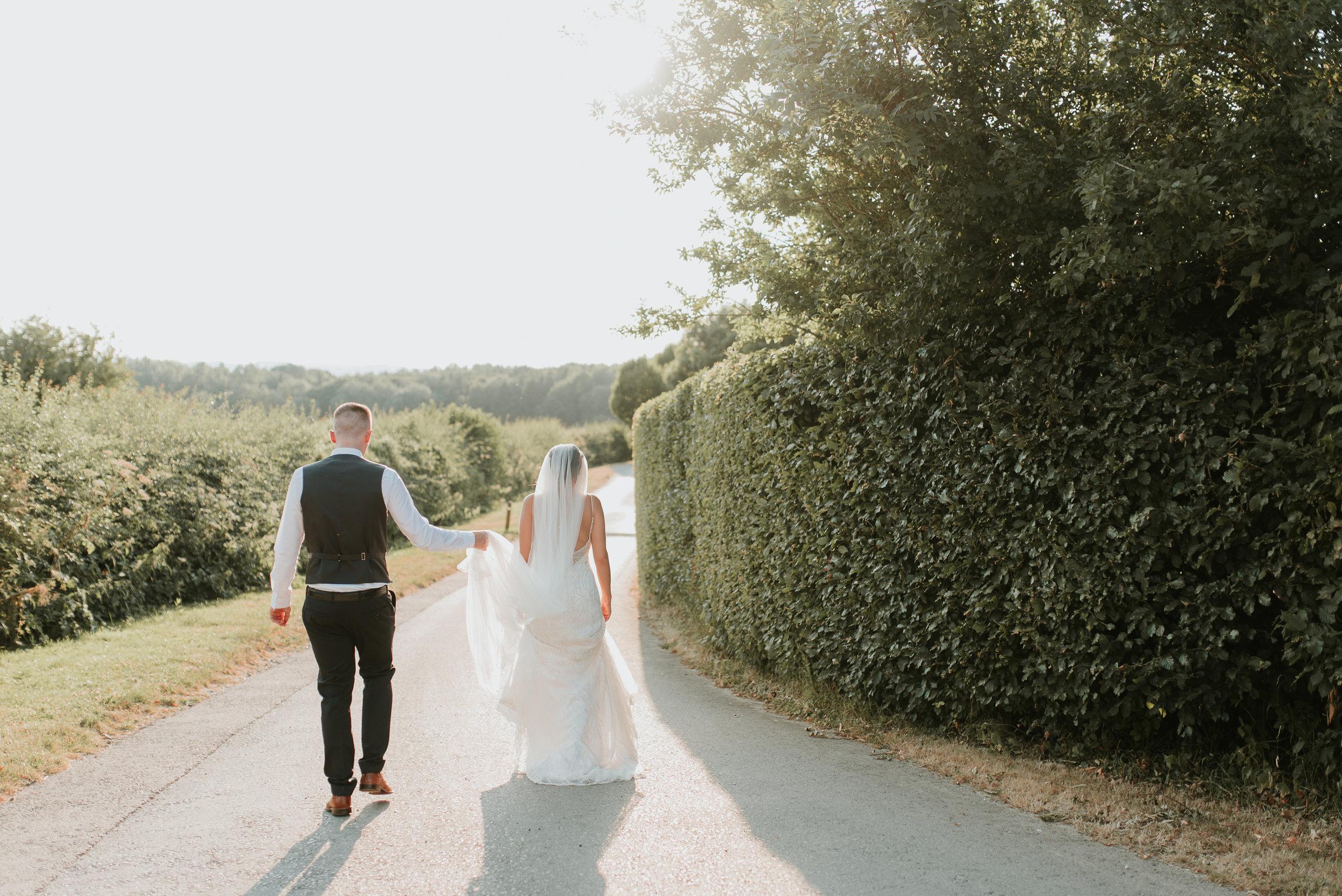 wedding photos Merriscourt
