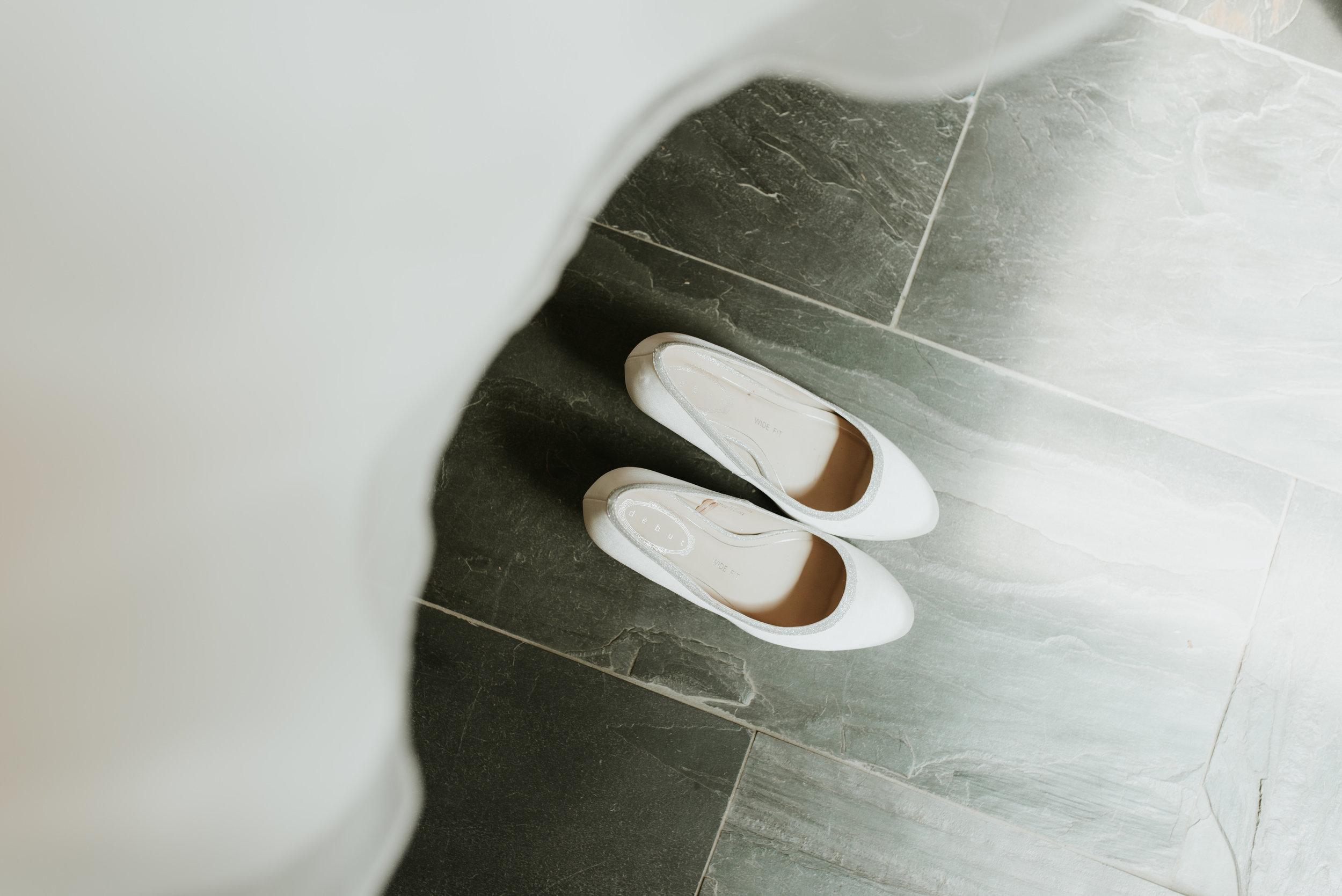 Wedding shoes Wokingham