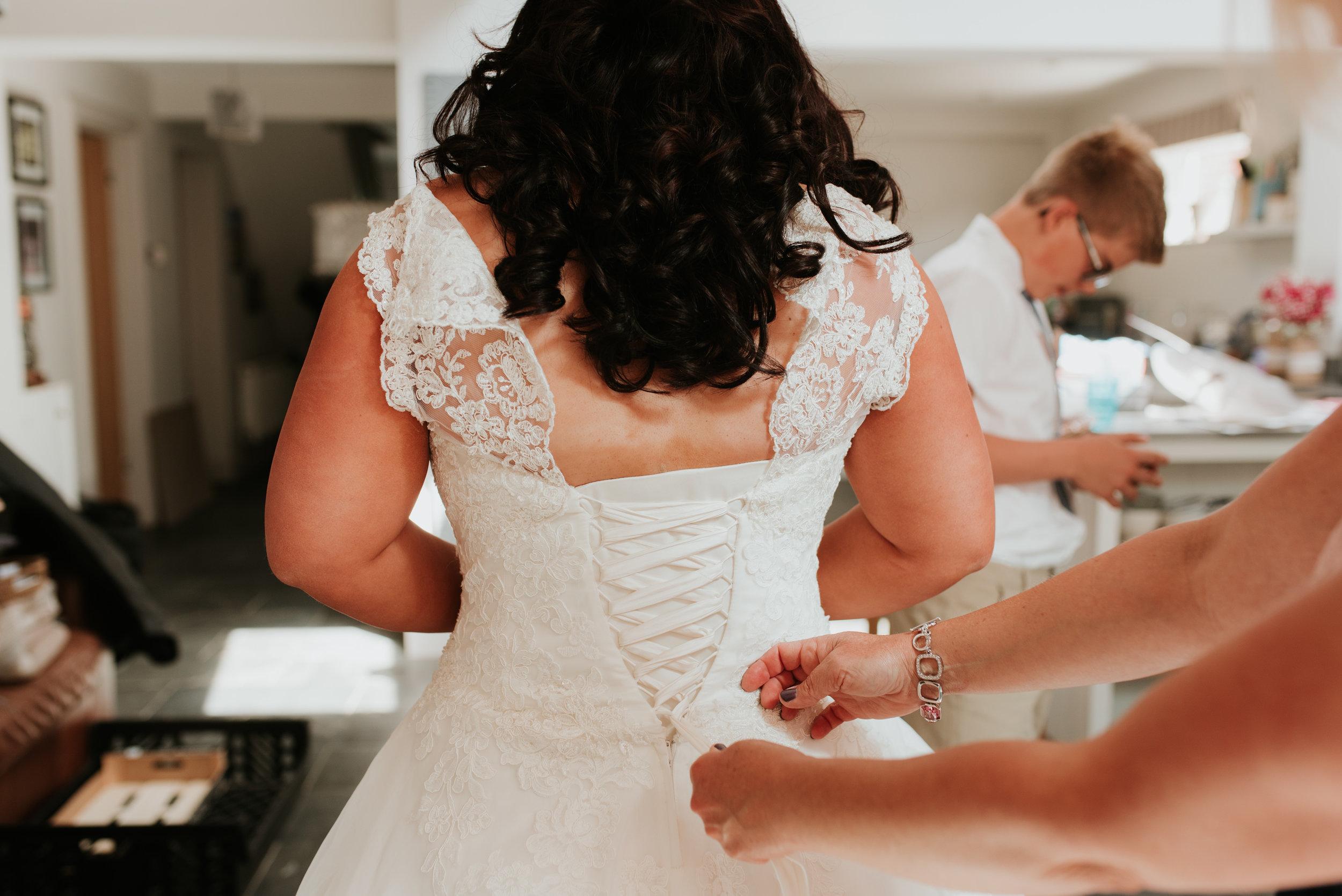 lace up wedding dress elderberry brides