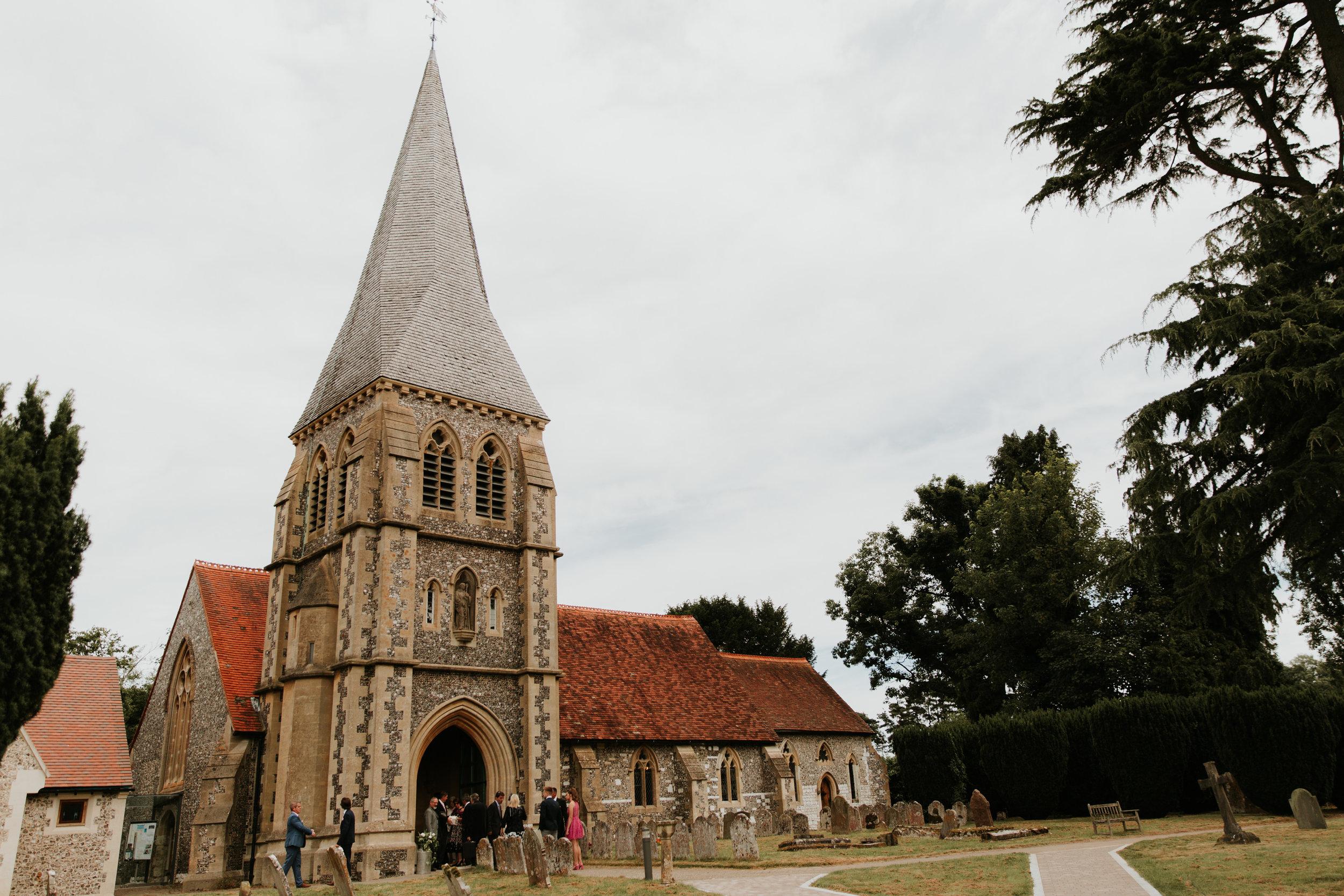 Church Sherfield on Loddon