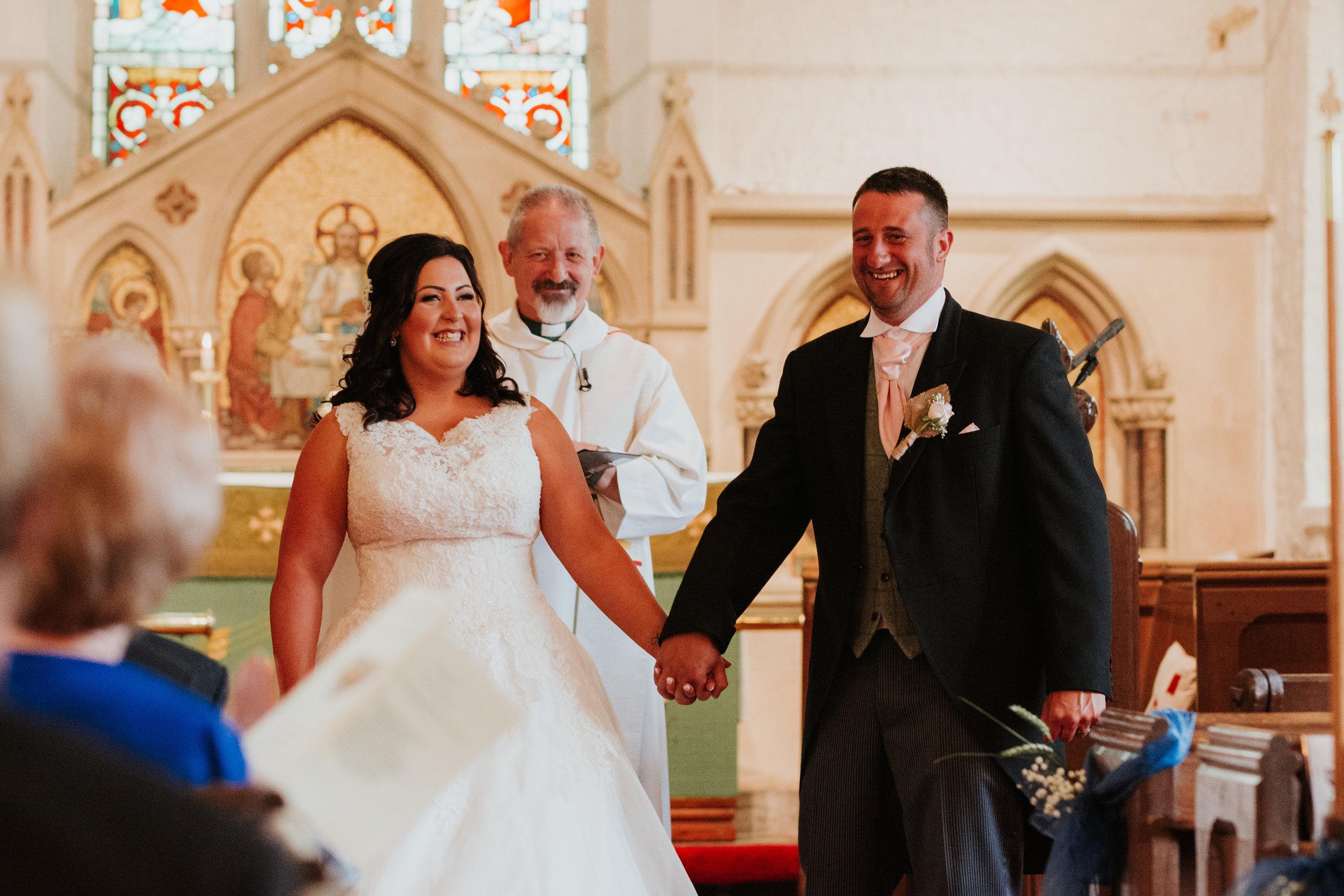 Bride & Groom Berkshire