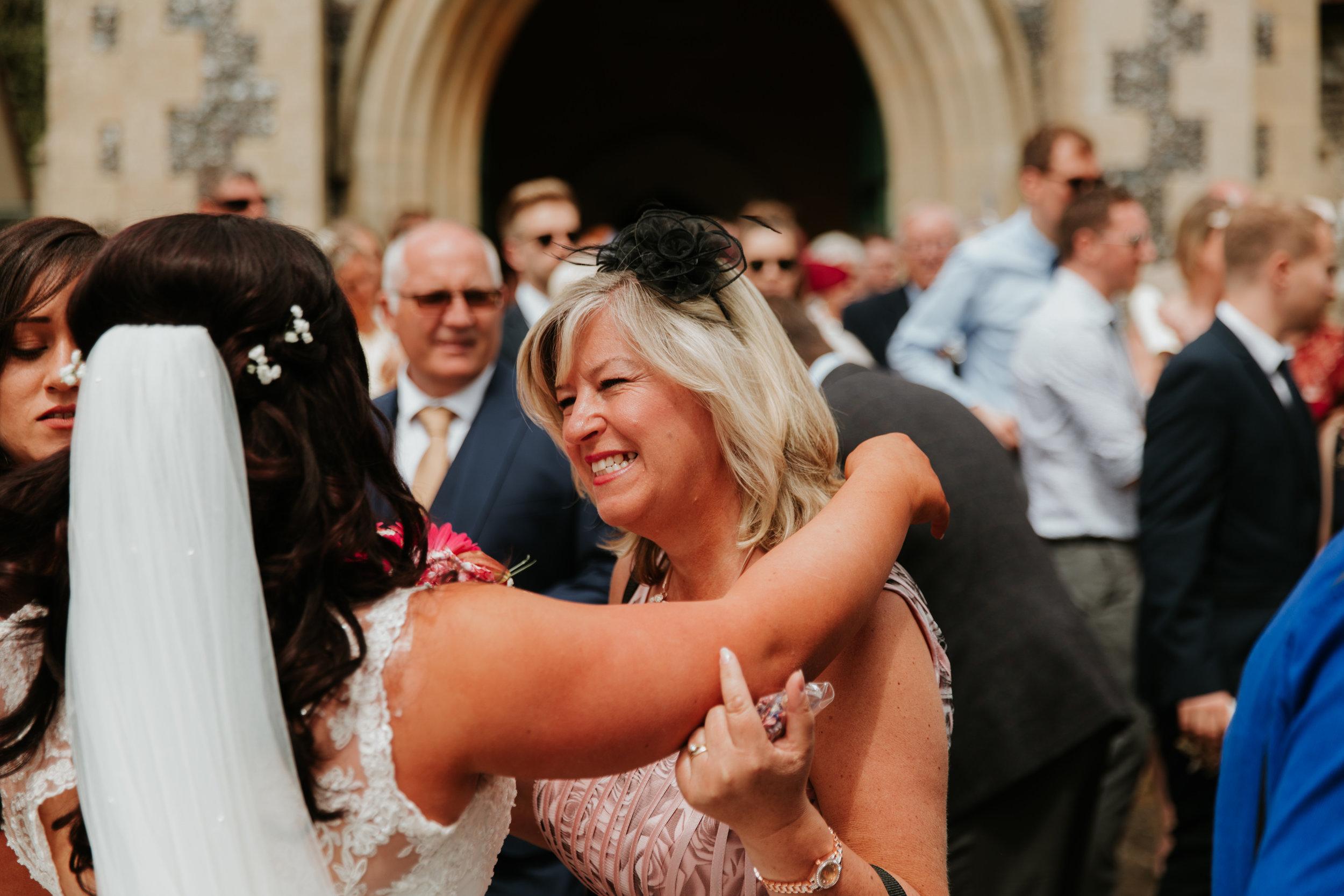 wedding guest Wokingham
