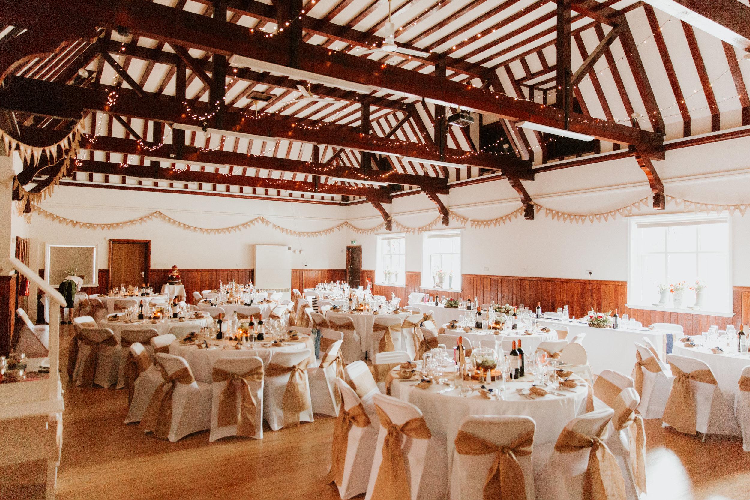 Rustic wedding Berkshire