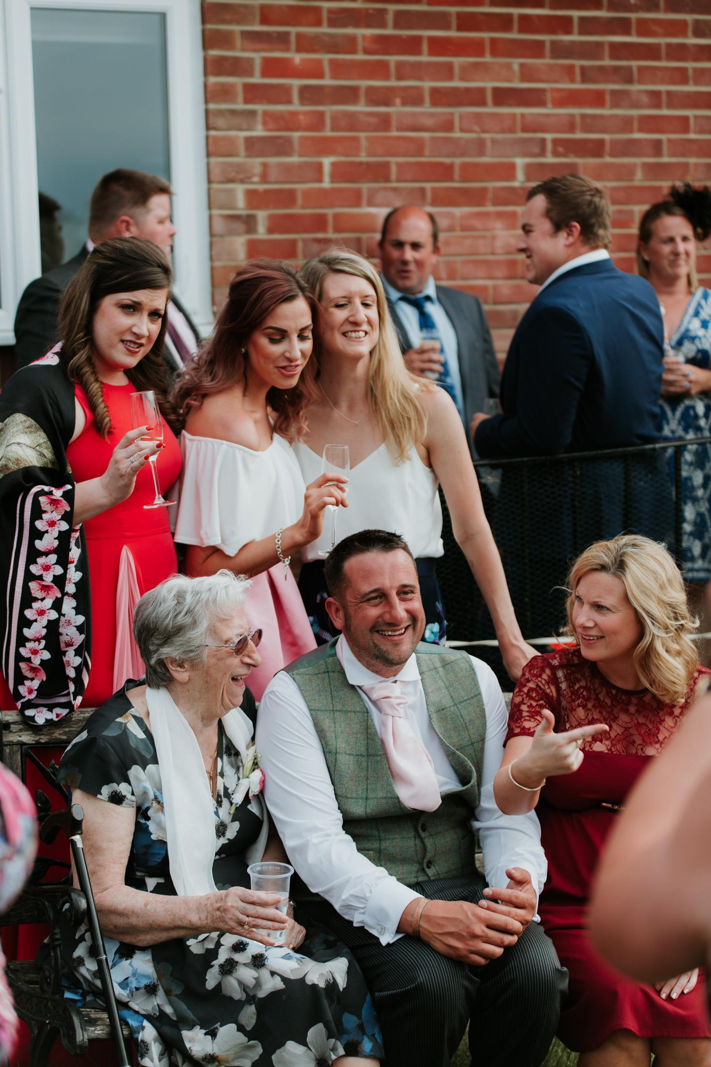 informal wedding photos Reading