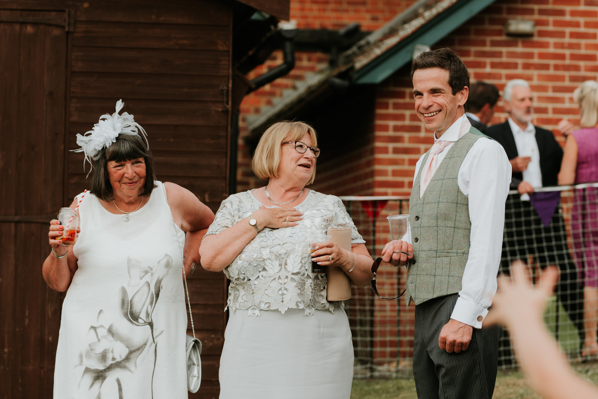 wedding guest photos Reading