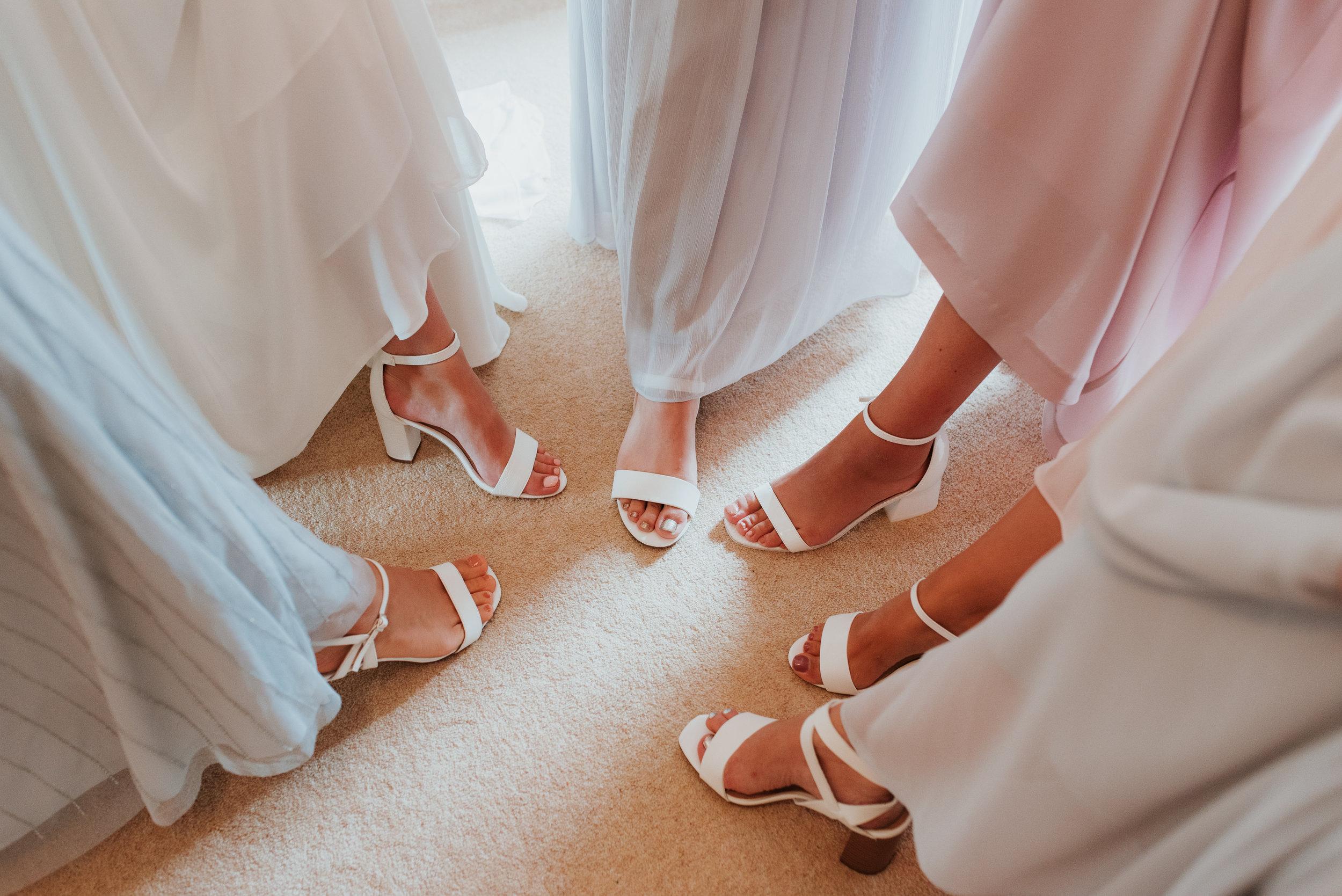 Bridal shoes Reading