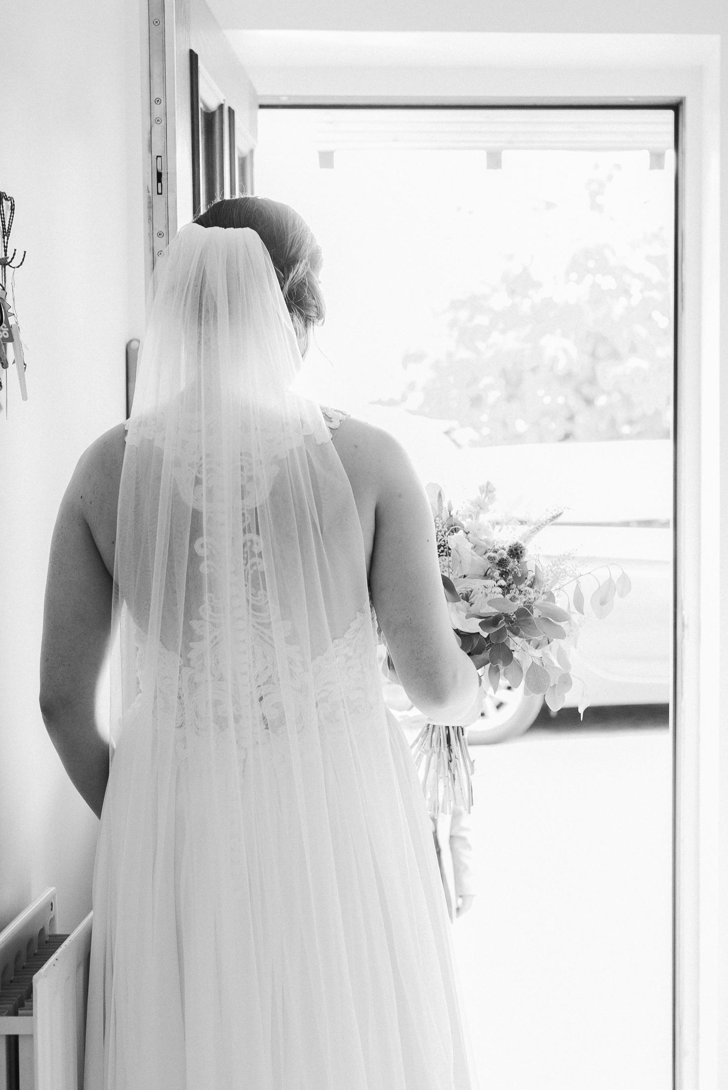 Bridal portraits Wokingham