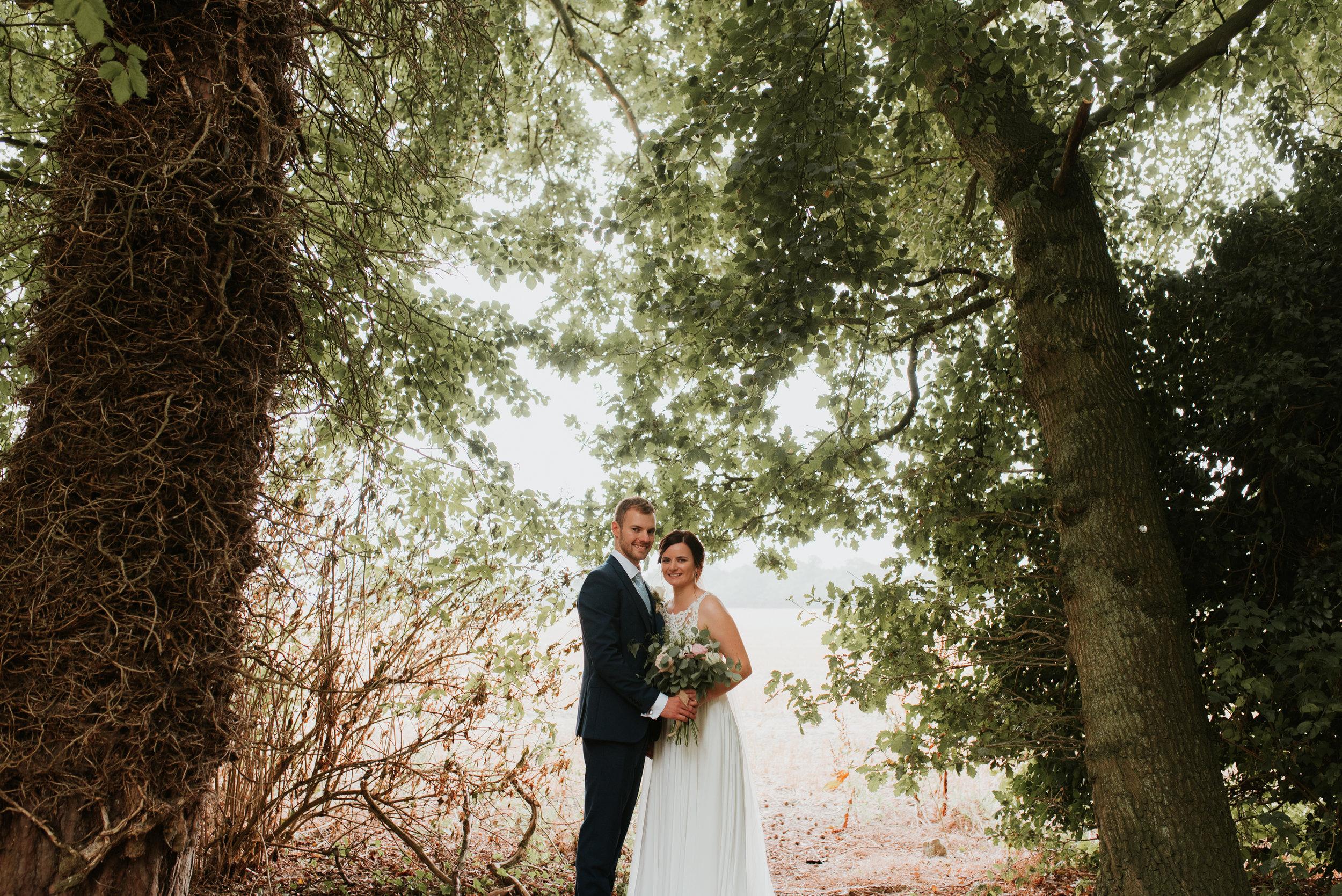 wedding photographer Lains Barn