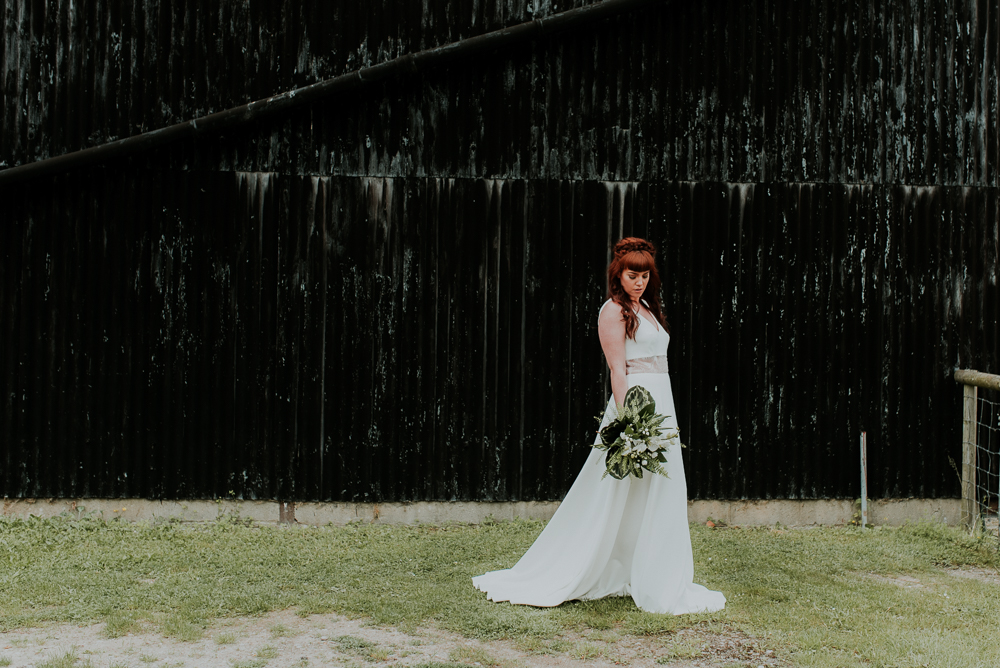 Winchester barn wedding