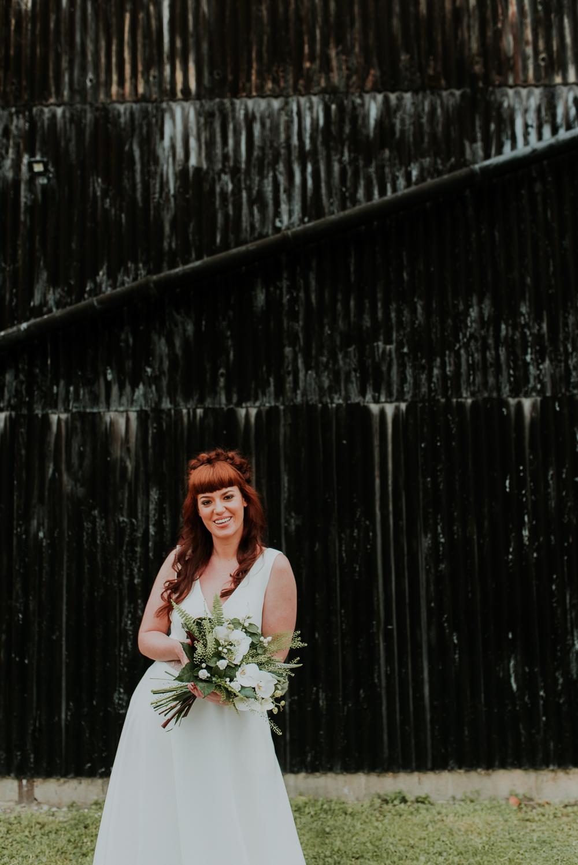Hampshire barn wedding