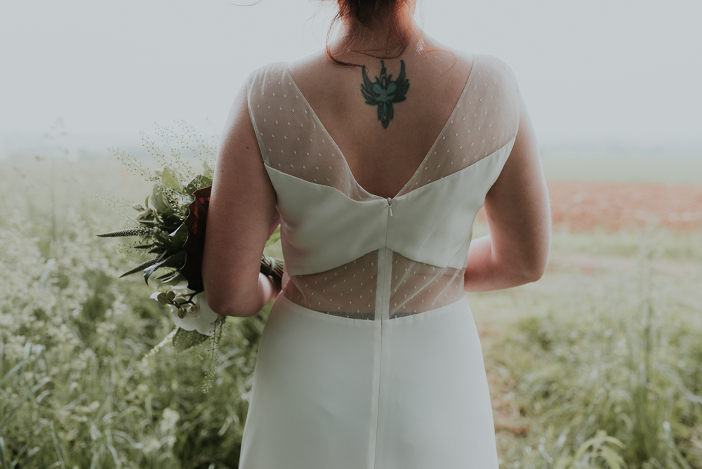 Muscat Bridal wedding dress