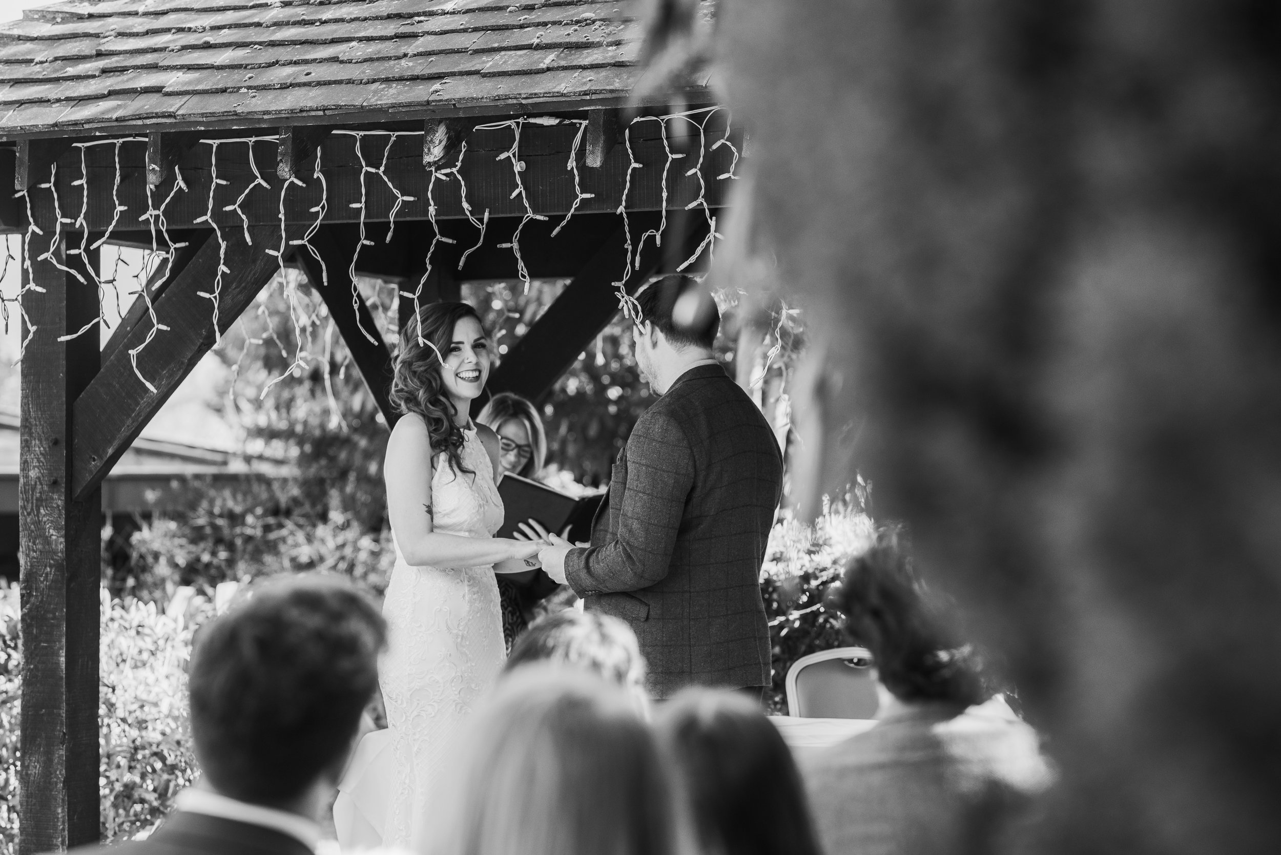 Fun wedding photographer Maidenhead