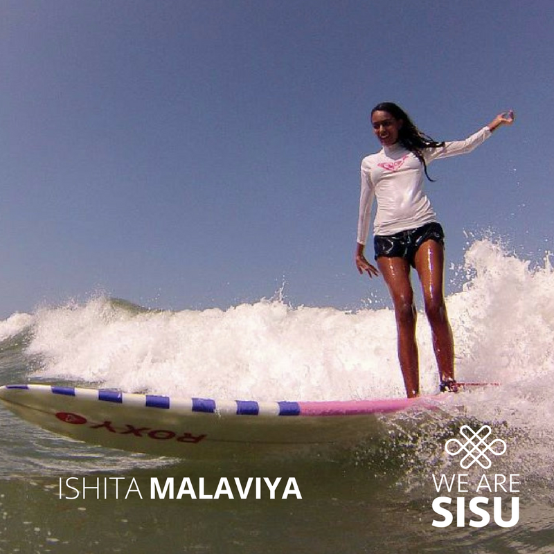 Ishita - The Girl who Listened to the Waves - The story of  Ishita Malaviya