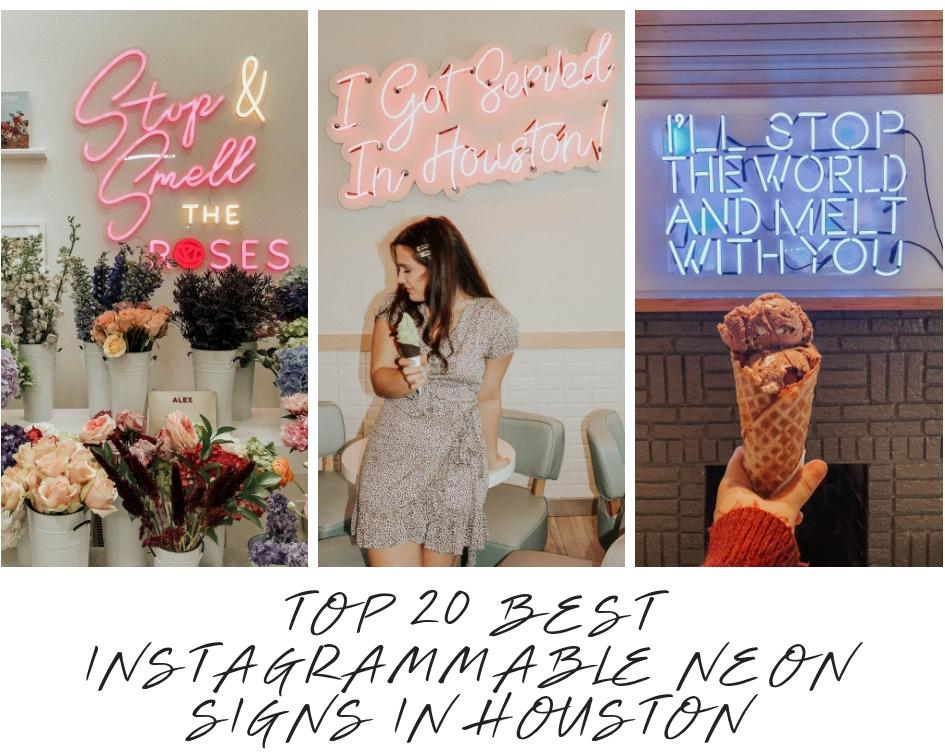 Top 20 Best Instagrammable Neon Signs in Houston — Hippie in Htx